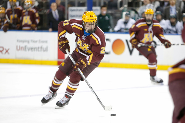 Minnesota Hockey: Gopher Men And Women's Hockey Have Different Weekends