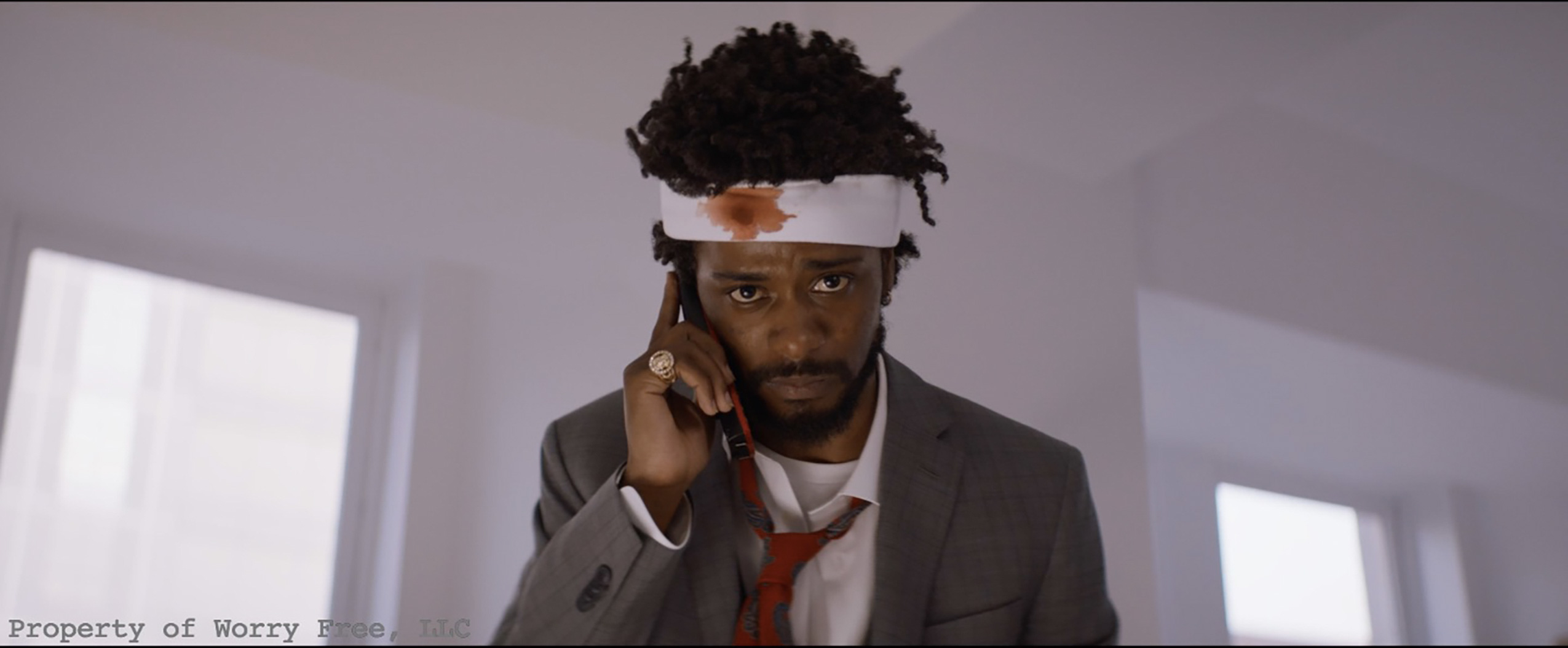 Sorry to Bother You is a bananas satirical comedy about code-switching and exploitative capitalism