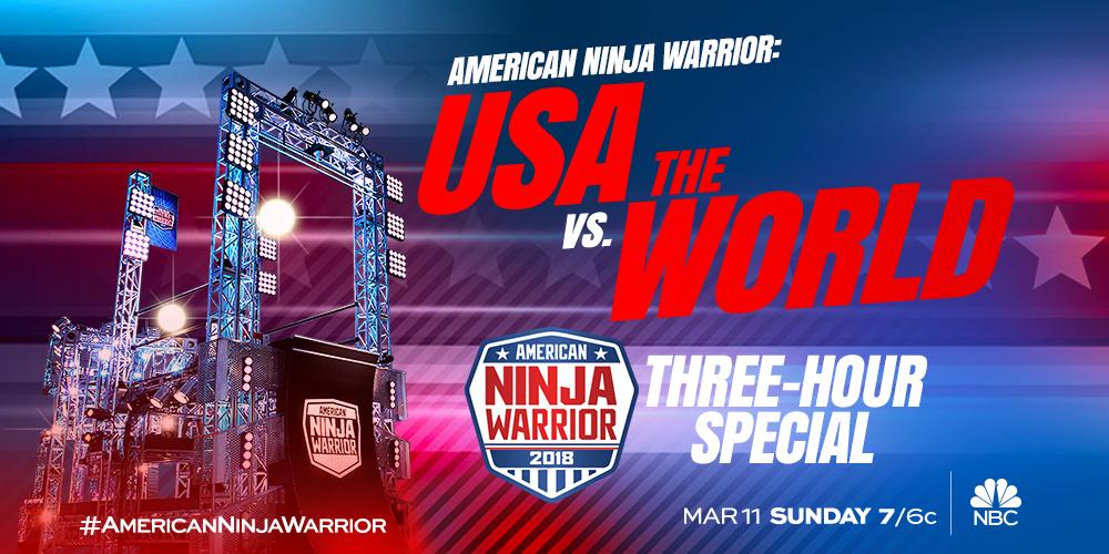 Latest News American Ninja Warrior Nation