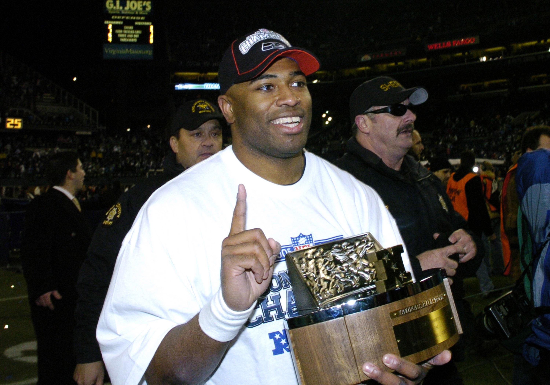 2005 NFC Championship Game - Carolina Panthers vs Seattle Seahawks - January 22, 2006