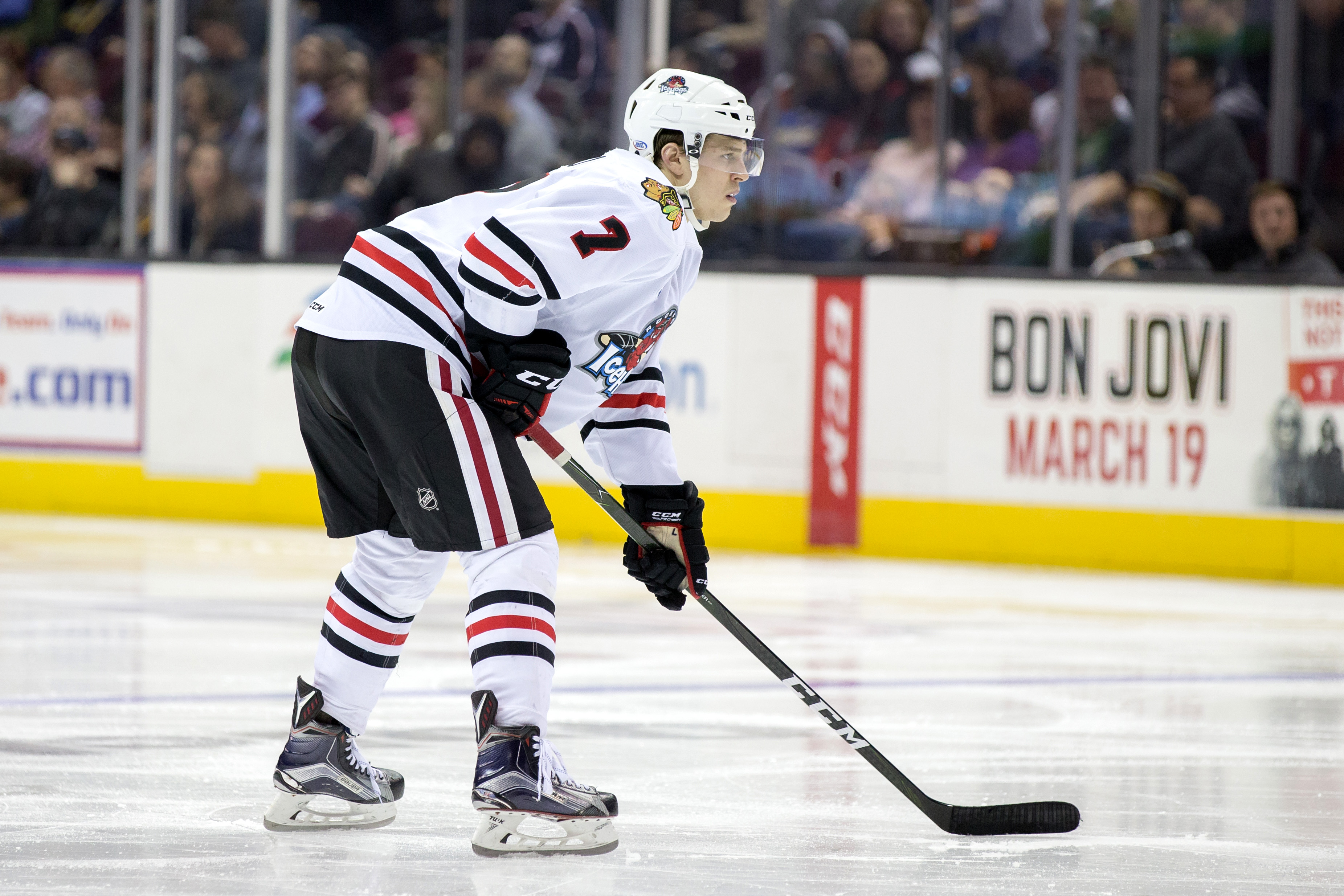 AHL: JAN 20 Rockford IceHogs at Cleveland Monsters