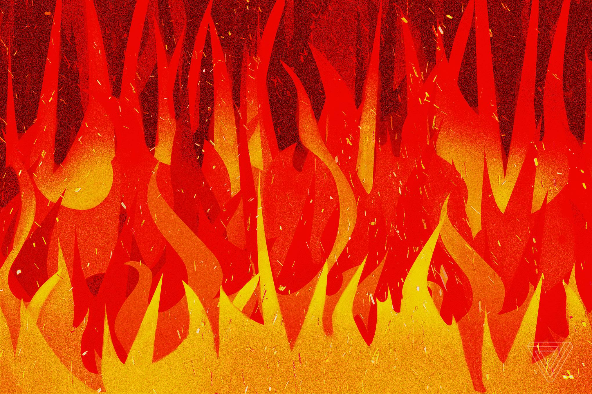fire stock illustrations