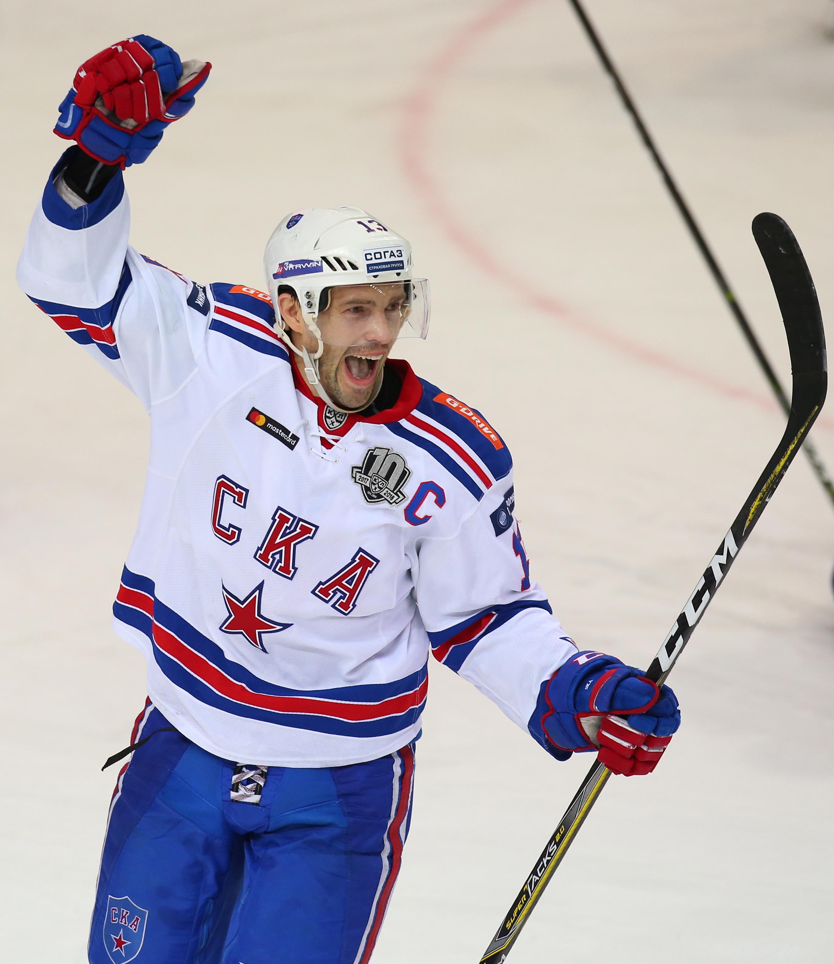 Kontinental Hockey League: CSKA Moscow 2 - 5 SKA St Petersburg