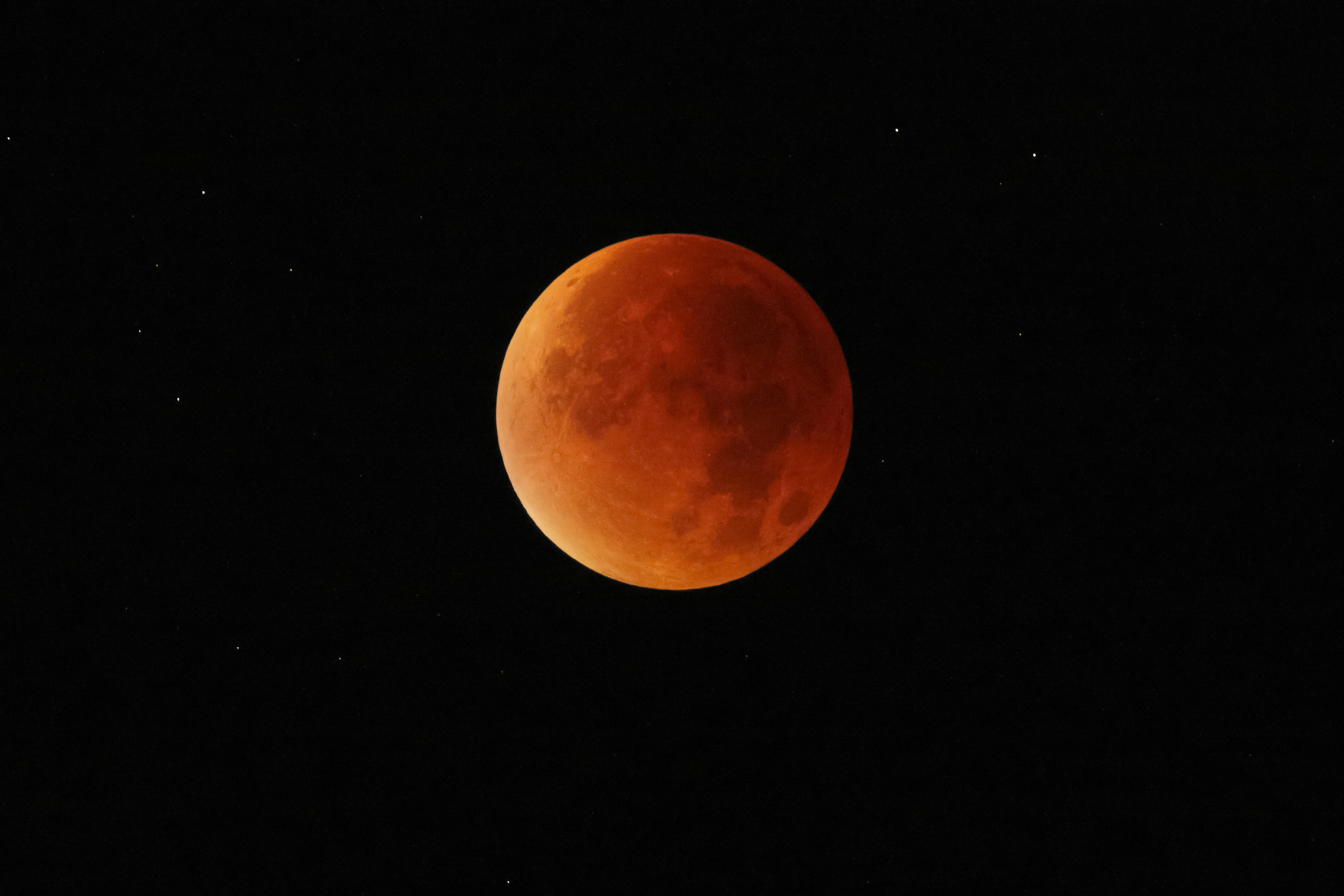 A lunar eclipse is coming. Here's how to watch the moon turn blood red in the sky.