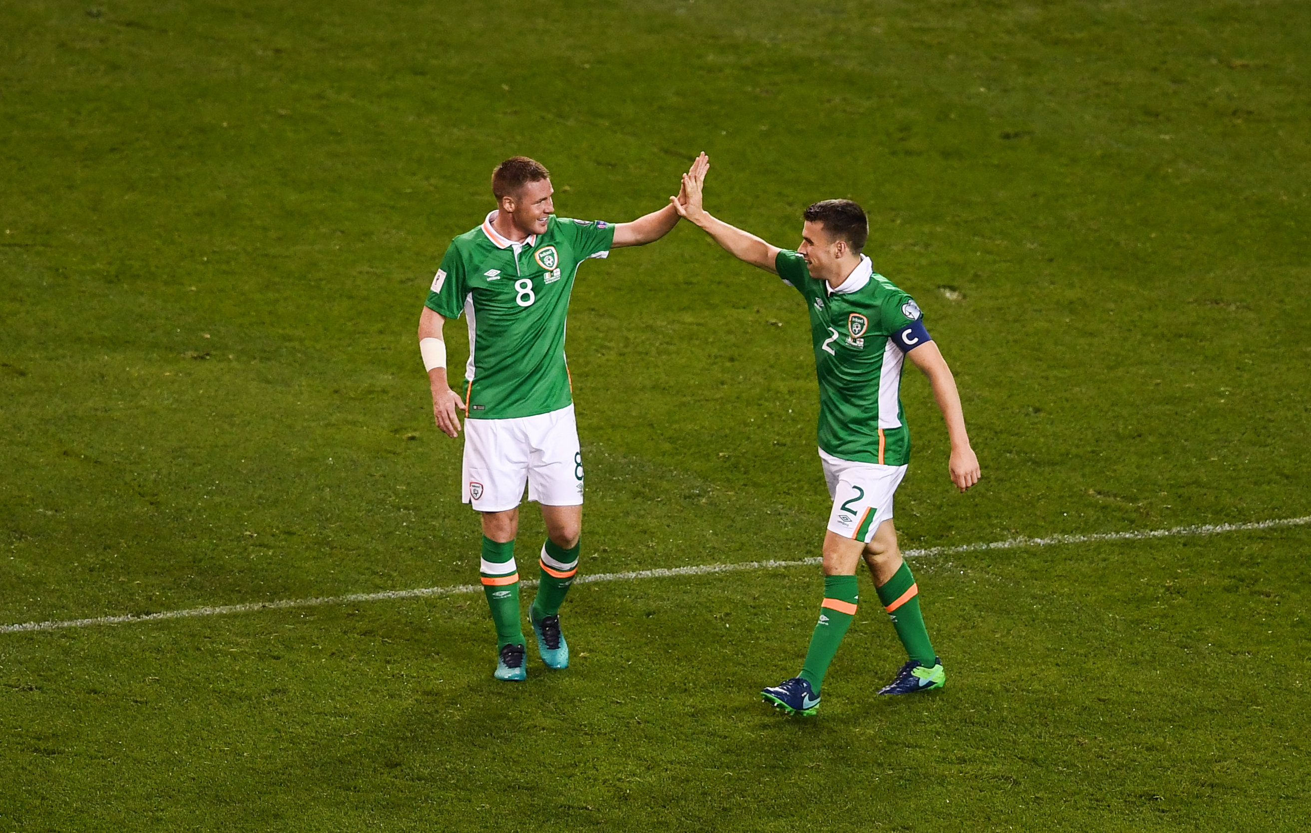 Republic of Ireland v Georgia - FIFA World Cup Group D Qualifier