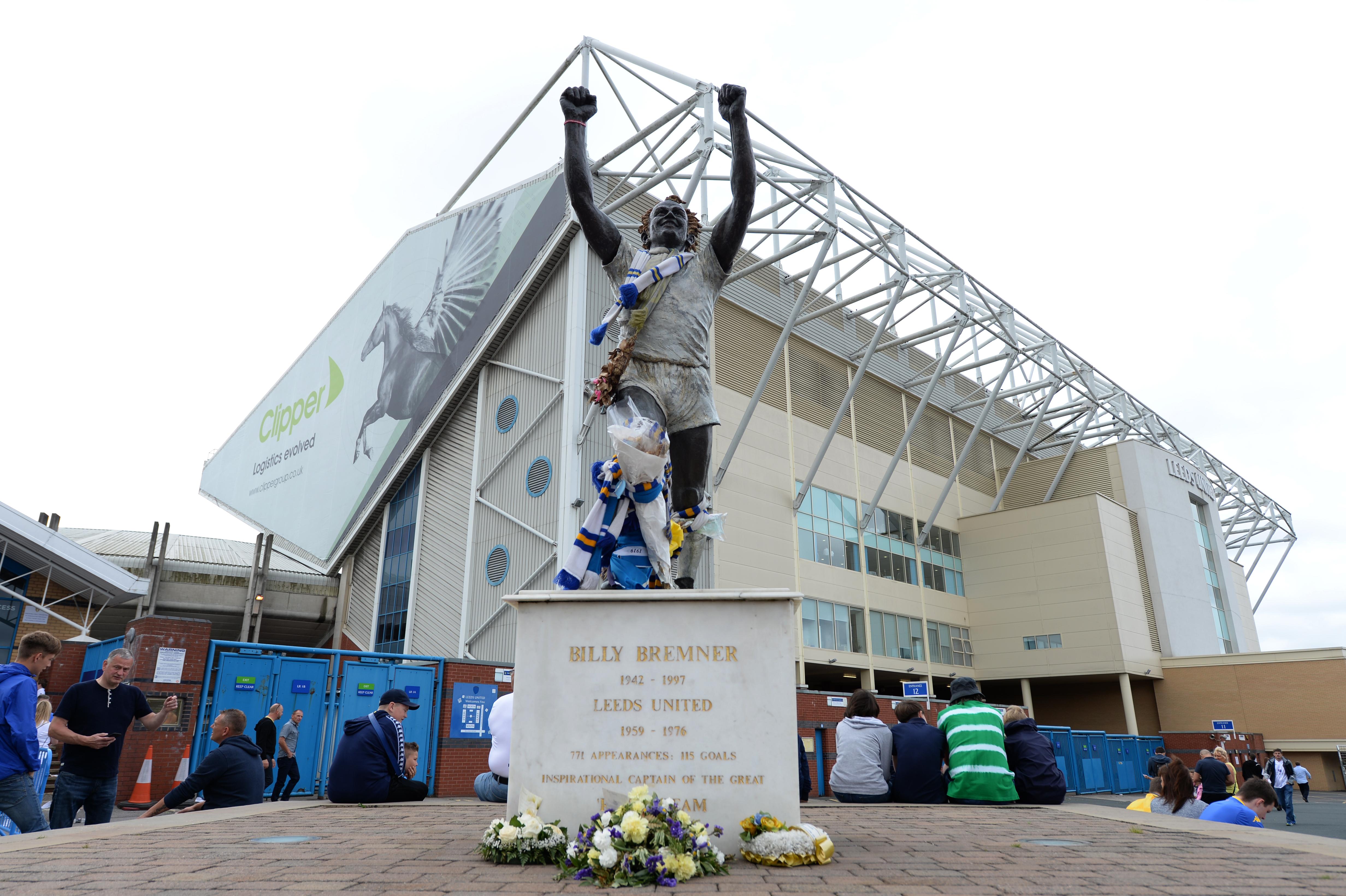 Leeds United v Birmingham City - Sky Bet Championship - Elland Road