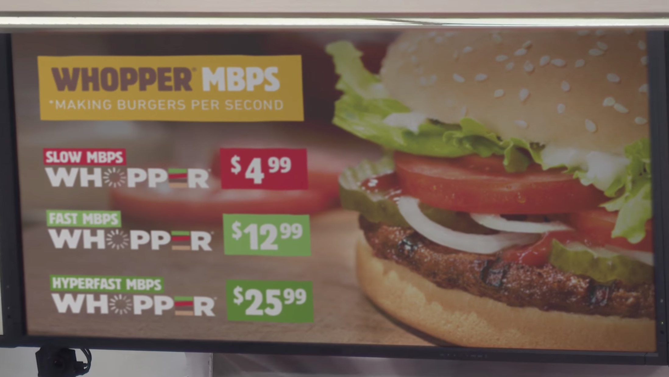 Burger King Made A Surprisingly Good Ad About Net Neutrality