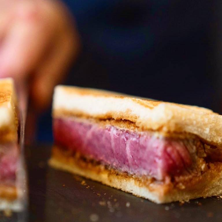 Japan's Epic Wagyu Katsu Sandwich Is the Meaty Trend You Need to Know