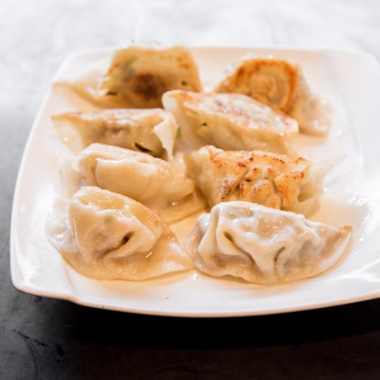 Taiwan Cafe Dumplings