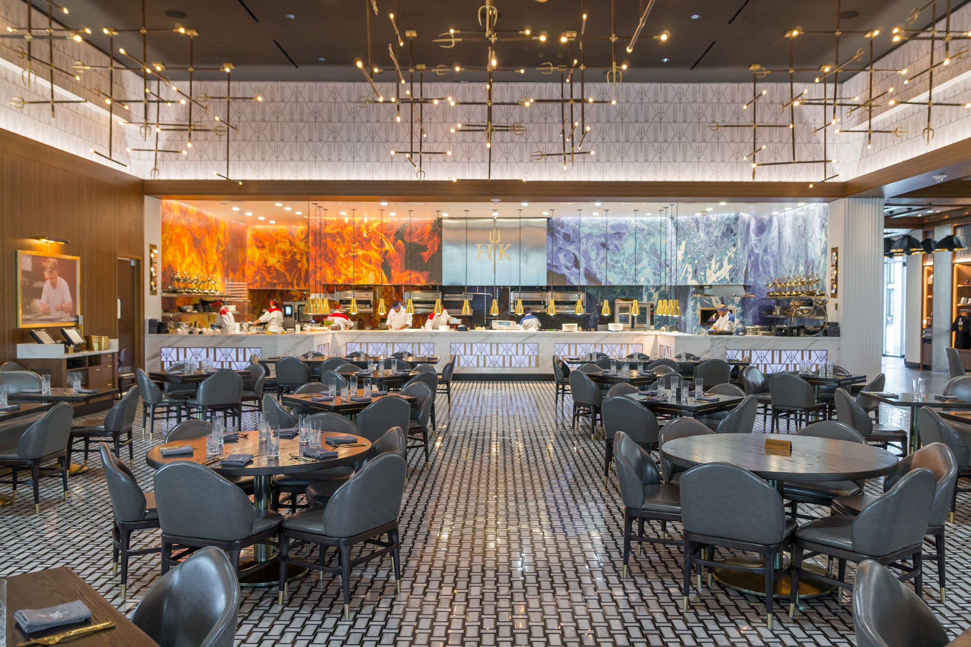 Hell S Kitchen Restaurant Gordon Ramsay Menu