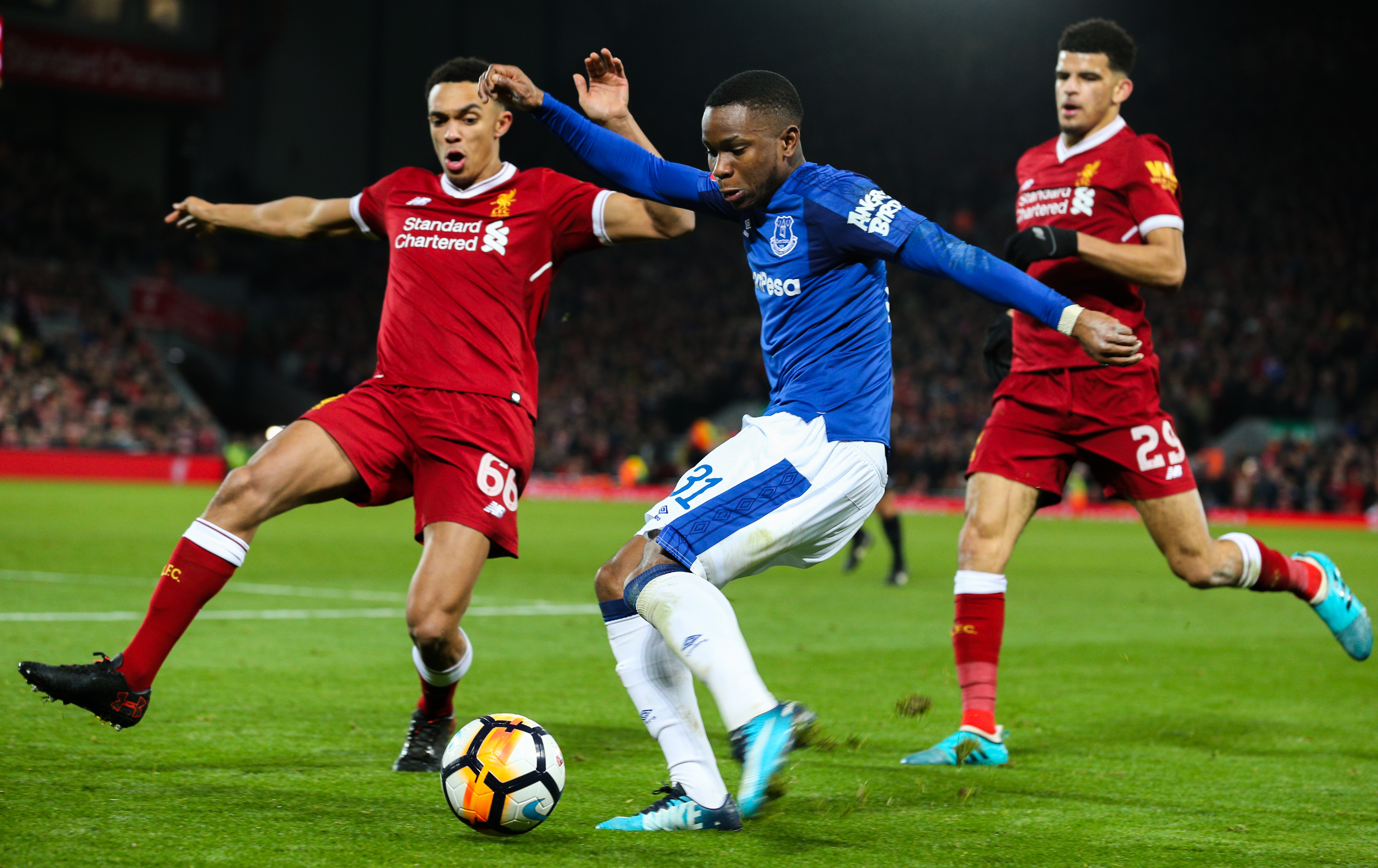Liverpool v Everton - The Emirates FA Cup Third Round