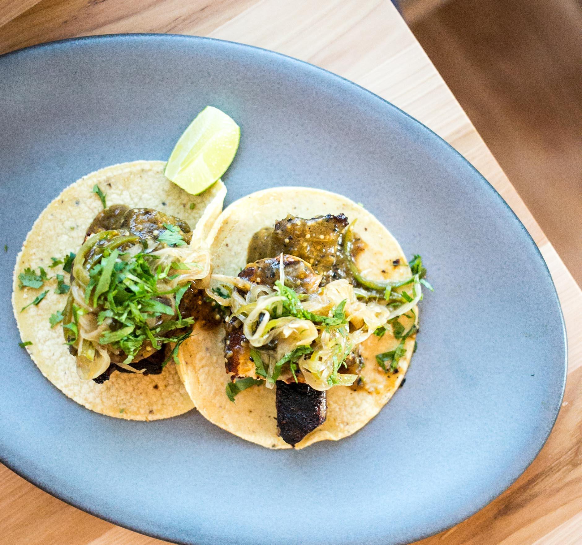 Tacos from ATX Cocina