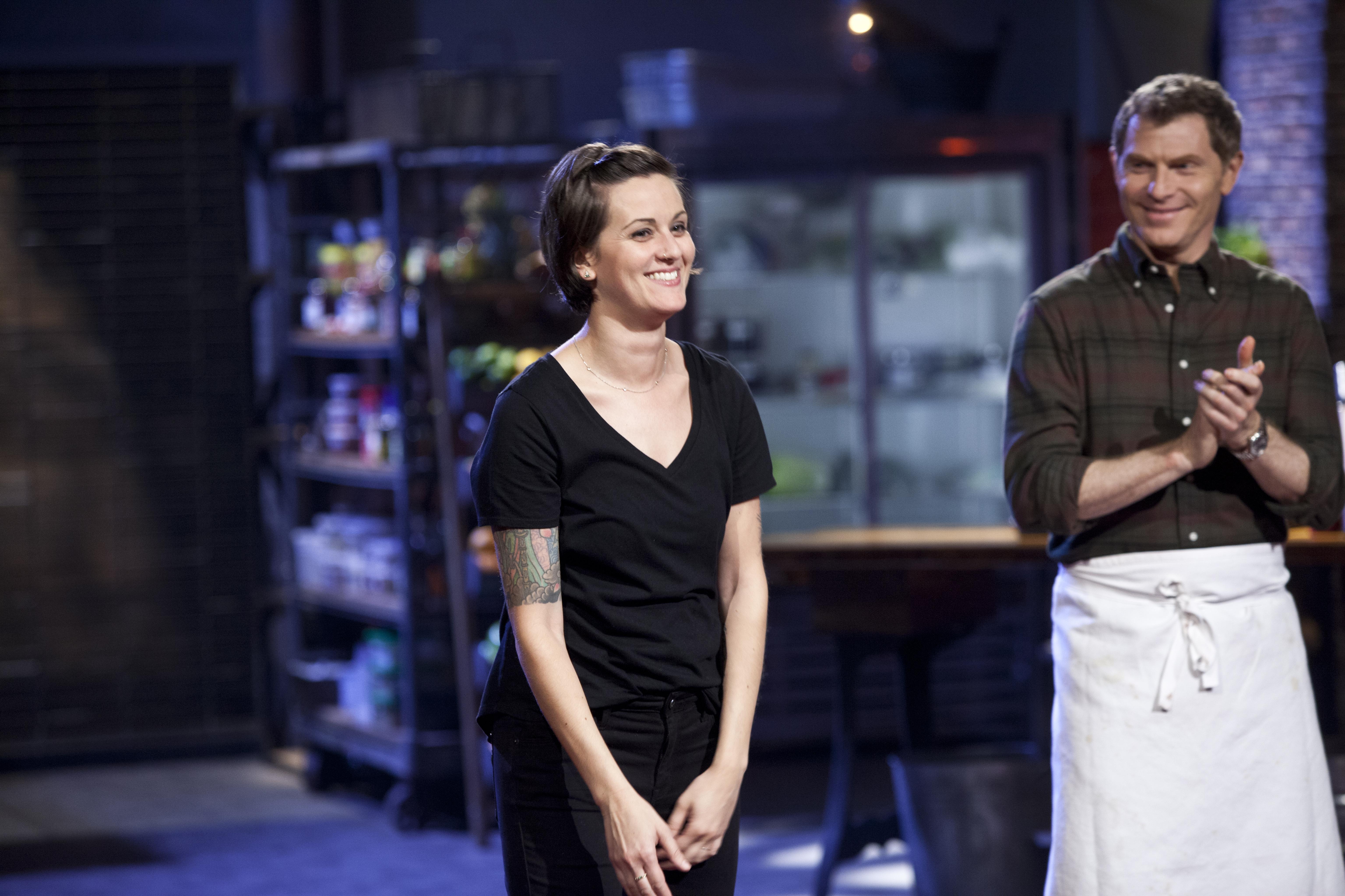 Austin Chef Amanda Rockman Triumphed Over Bobby Flay