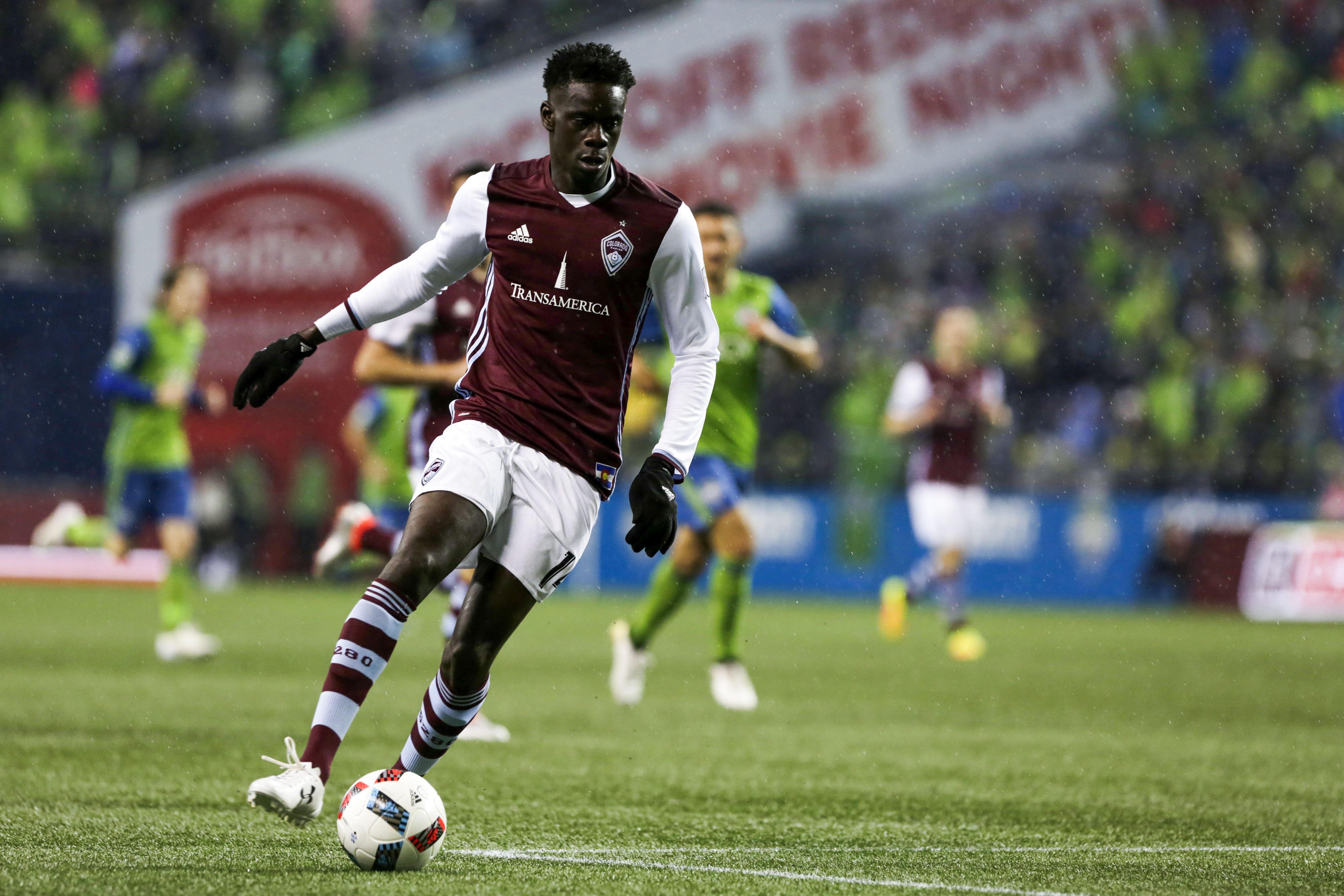 Seattle Sounders v Colorado Rapids - Audi 2016 MLS Cup Playoffs