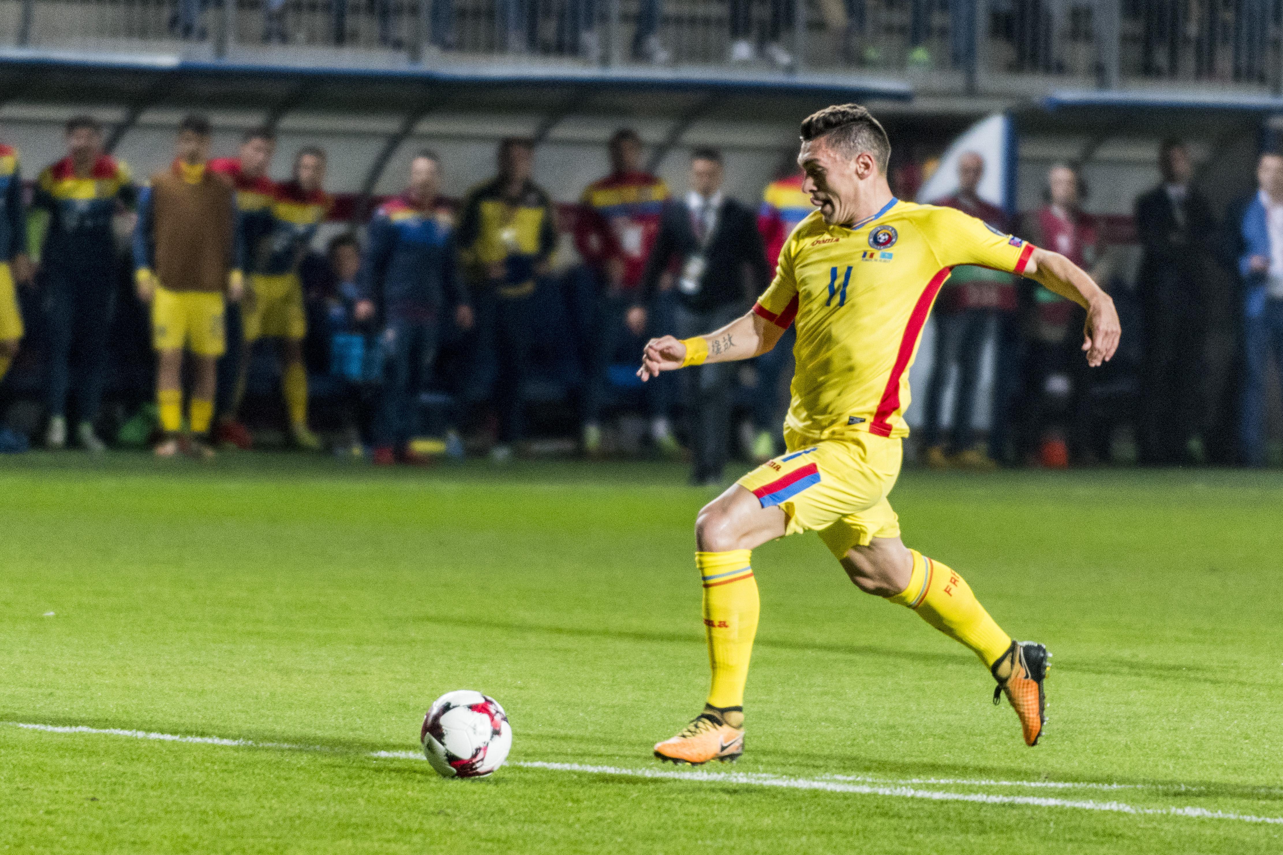 Romania v Kazakhstan - FIFA 2018 World Cup Qualifier