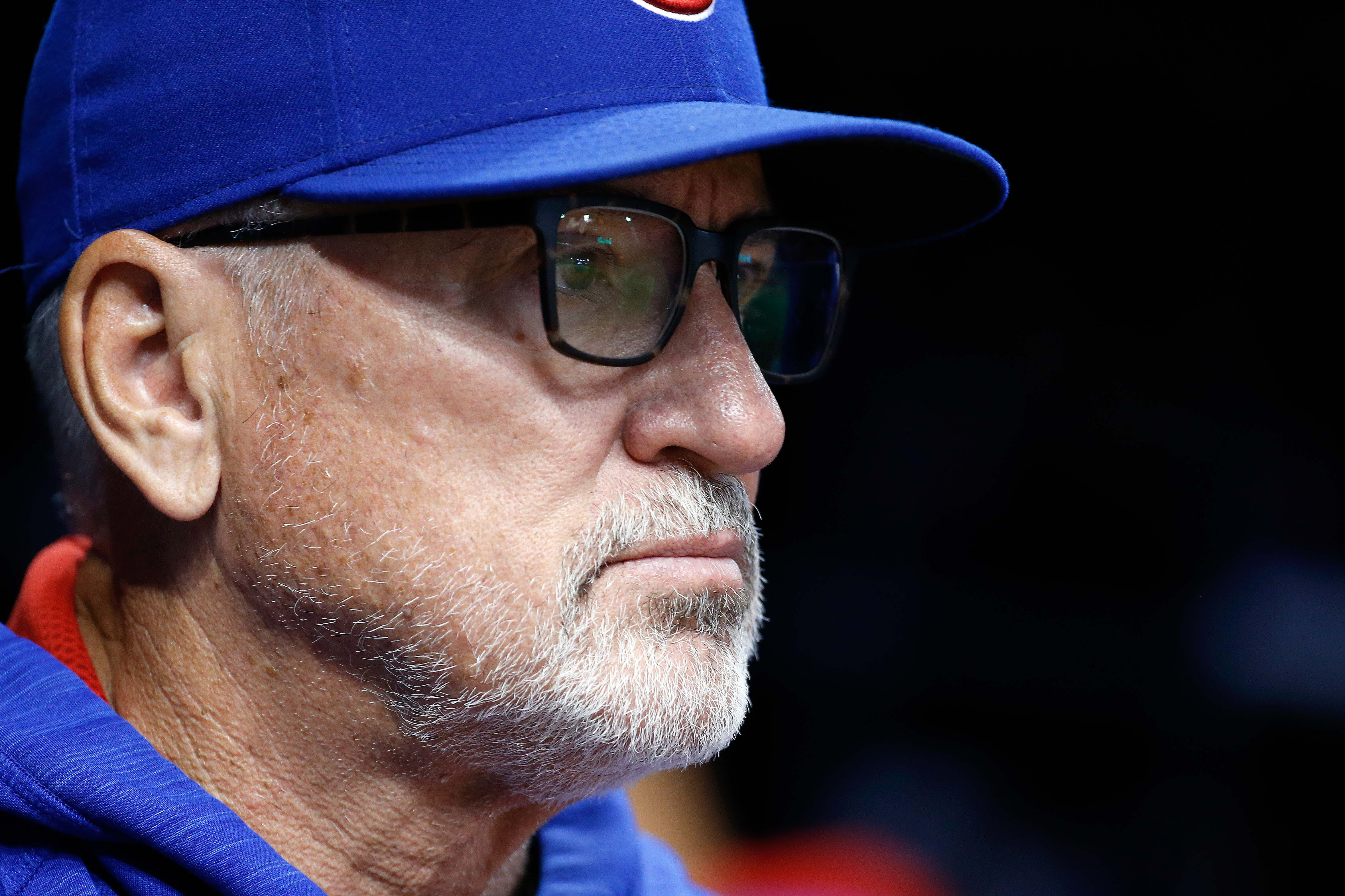 MLB: Chicago Cubs at Tampa Bay Rays