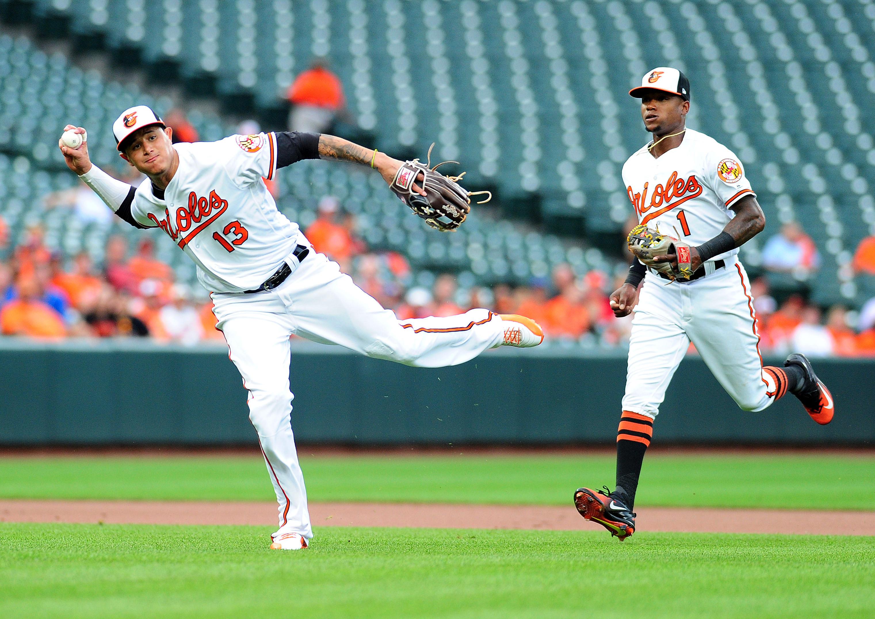 The Orioles Have No Reason To Play Manny Machado At Shortstop