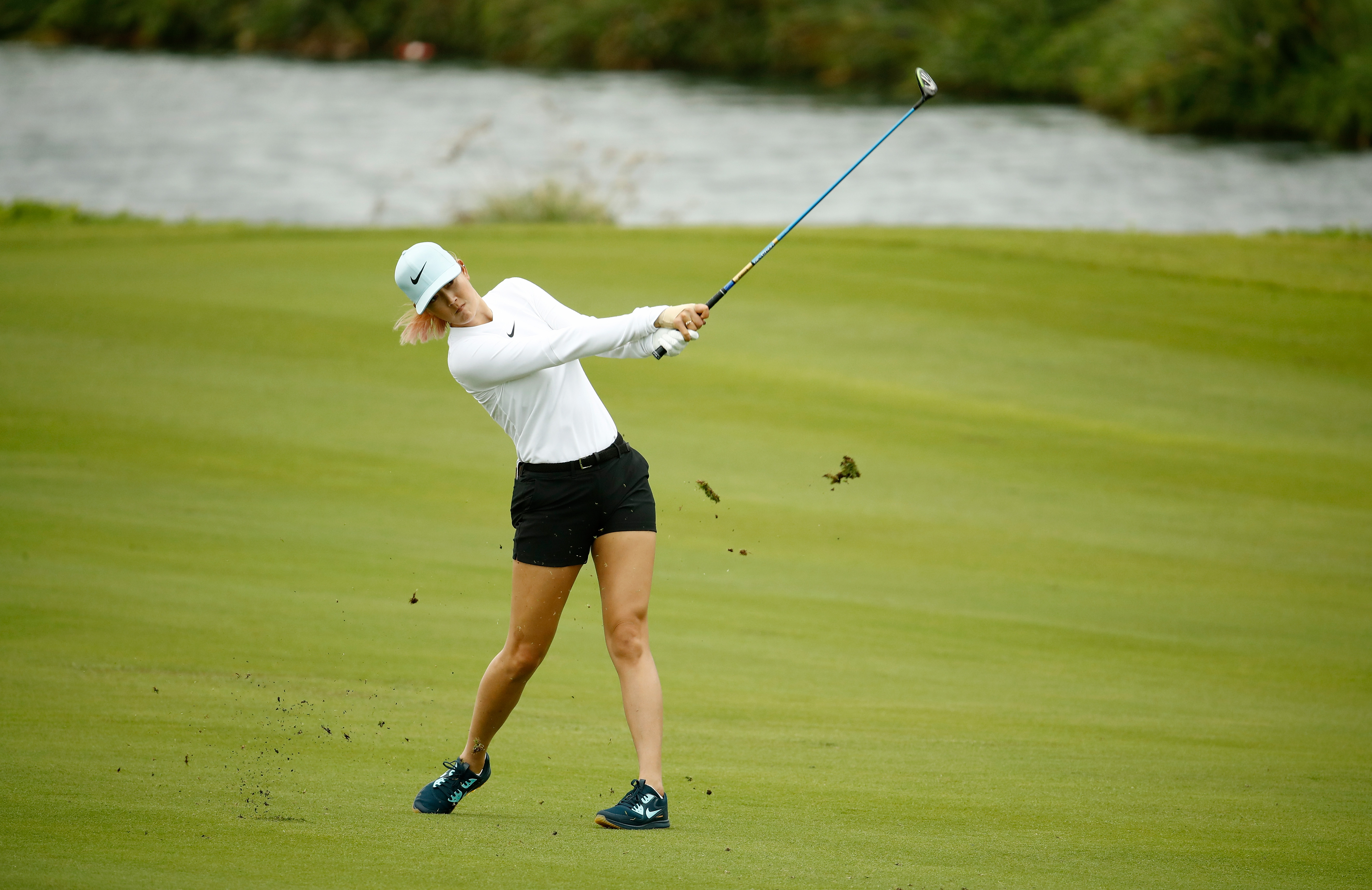 Pure Silk Bahamas LPGA Classic - Round One