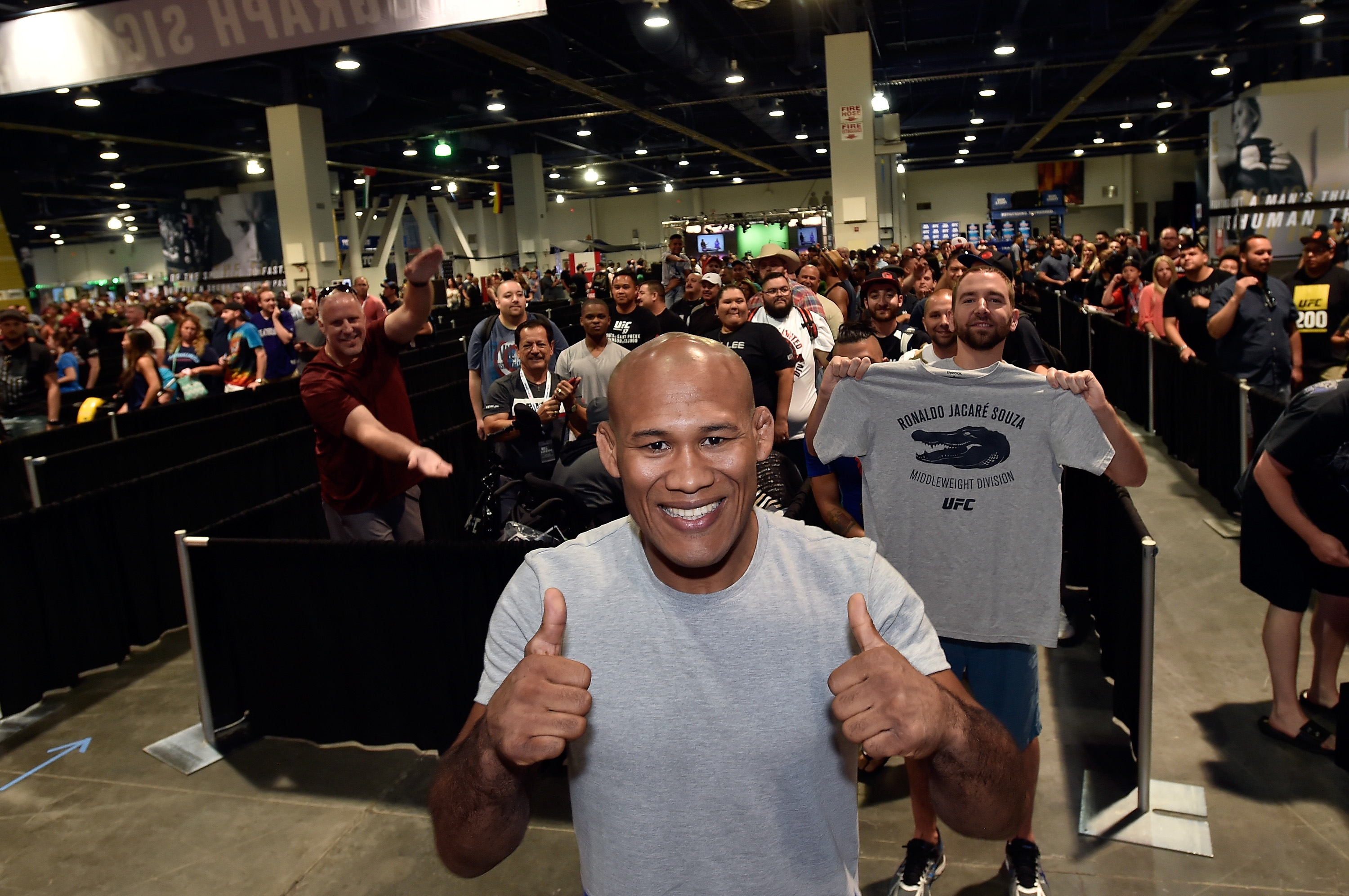 UFC Fan Expo - Day 1