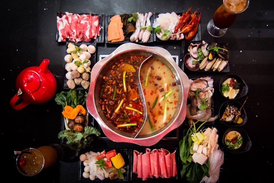 Warm Up With These Eight Asian Hot Pots in Las Vegas