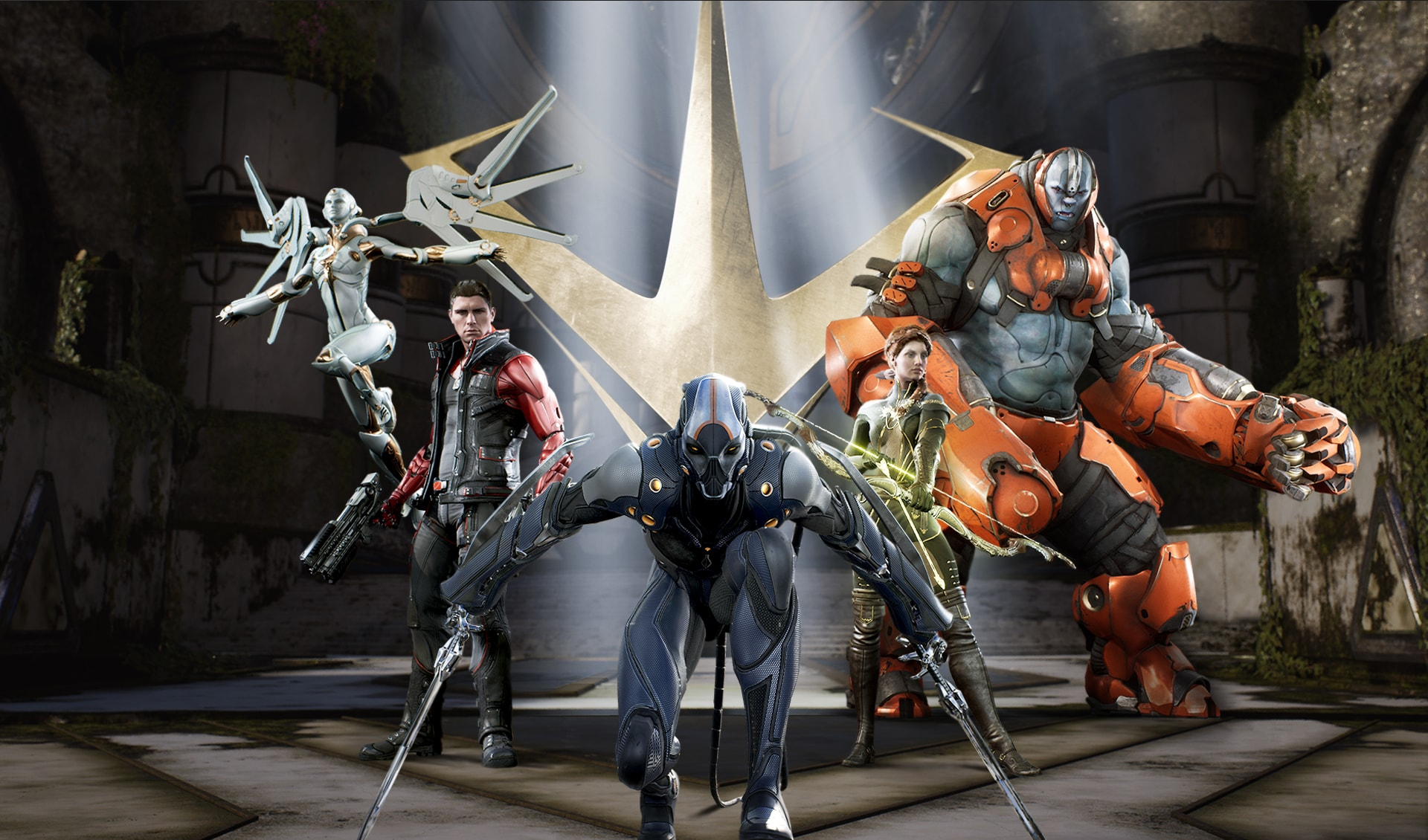 Epic Games is shutting down Paragon