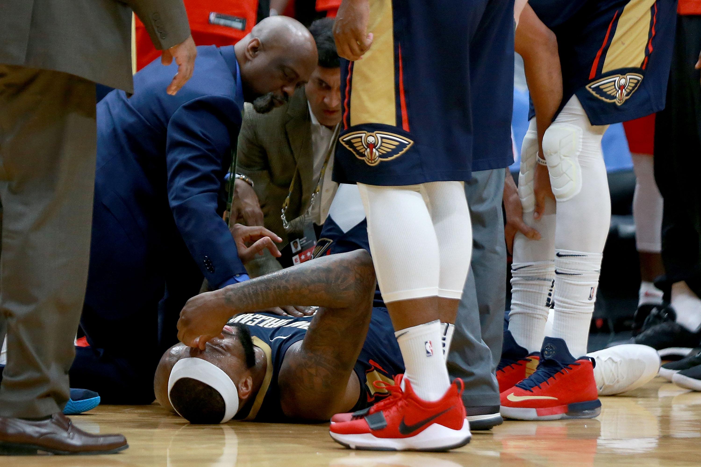 Houston Rockets vs New Orleans Pelicans