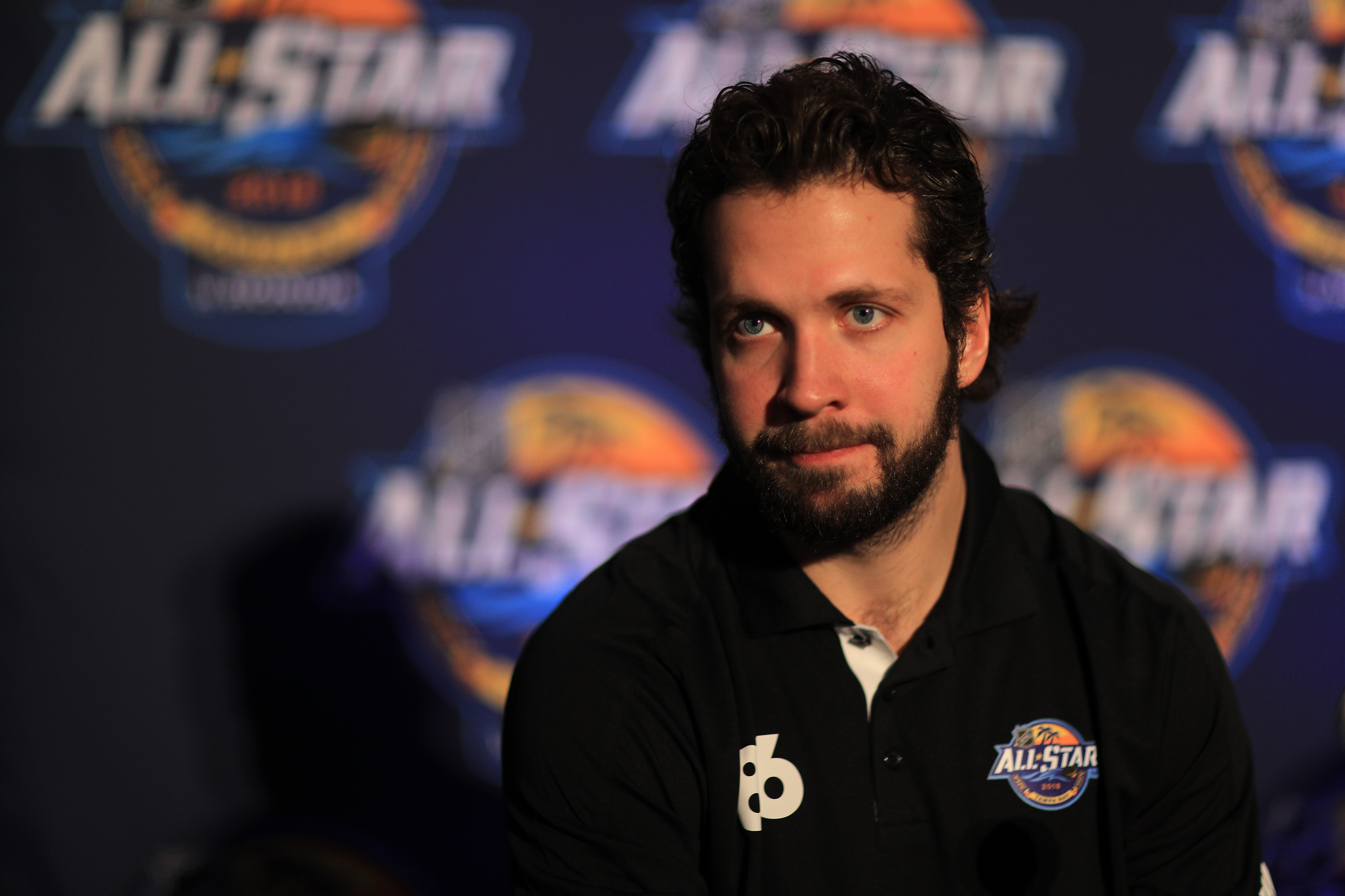 2018 NHL All-Star - Media Day