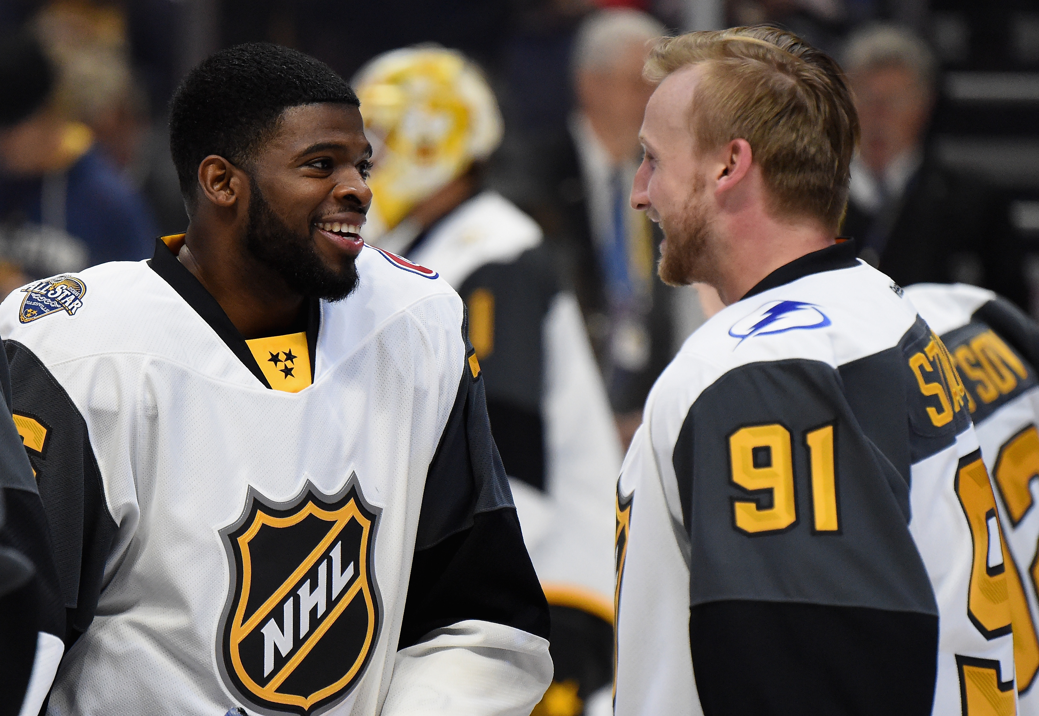 2016 Honda NHL All-Star Game