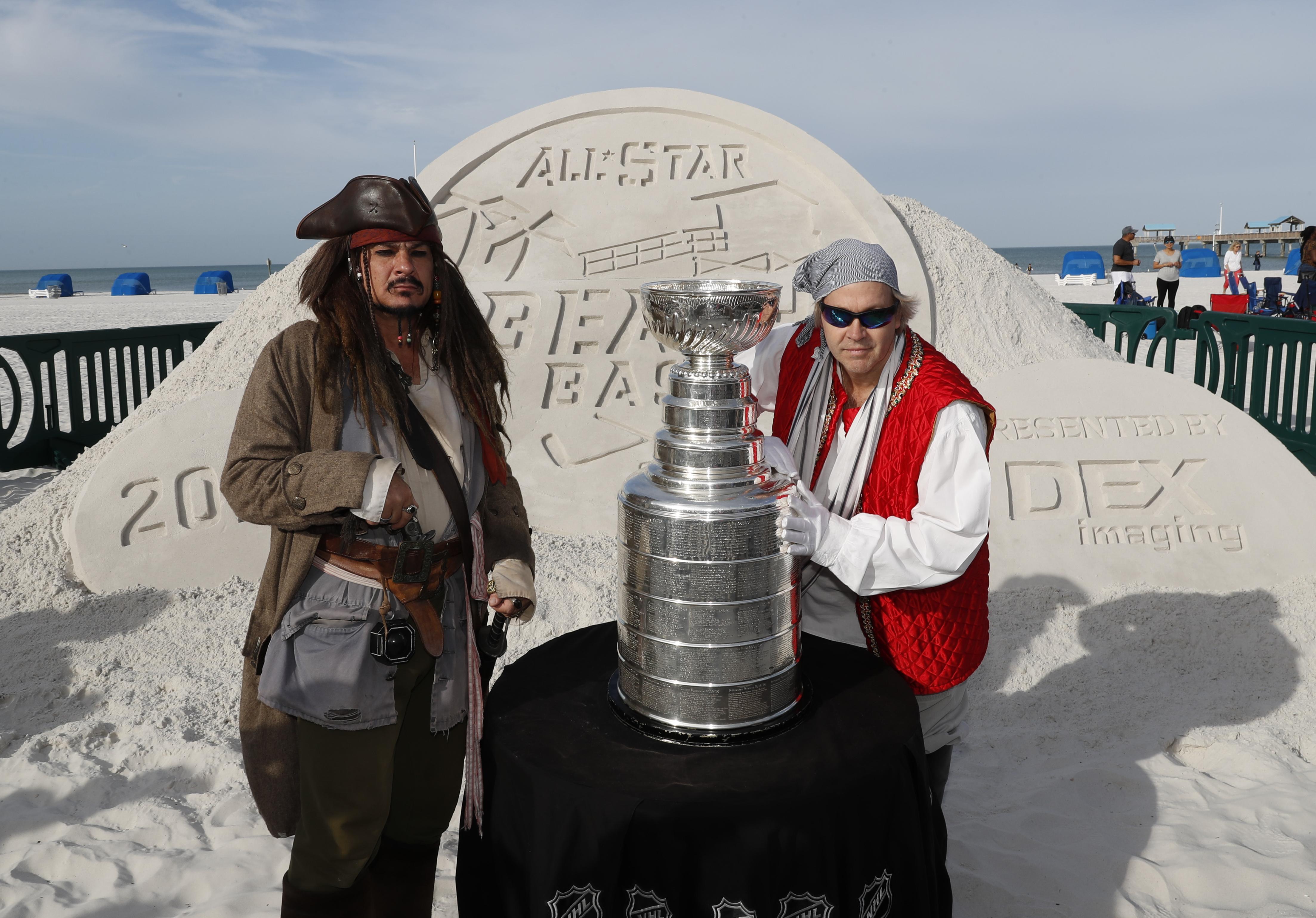 2018 NHL All-Star Beach Bash