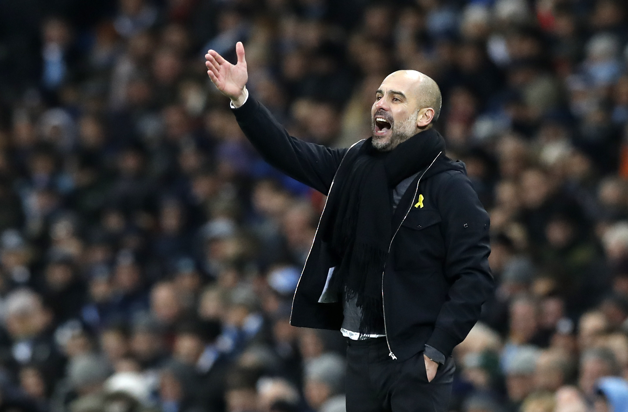 Manchester City v Newcastle United - Premier League - Etihad Stadium