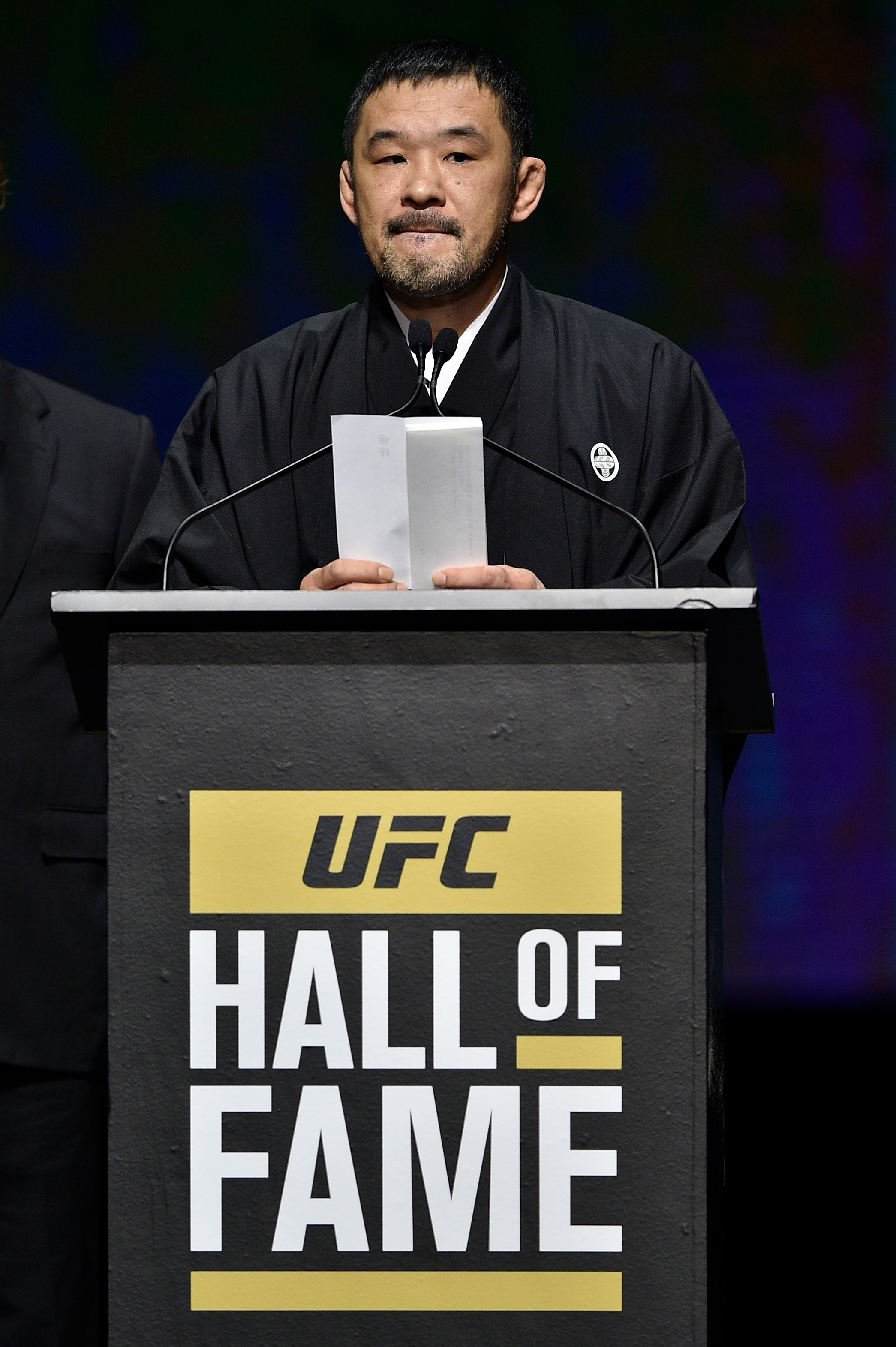 UFC Hall of Fame 2017 Induction Ceremony