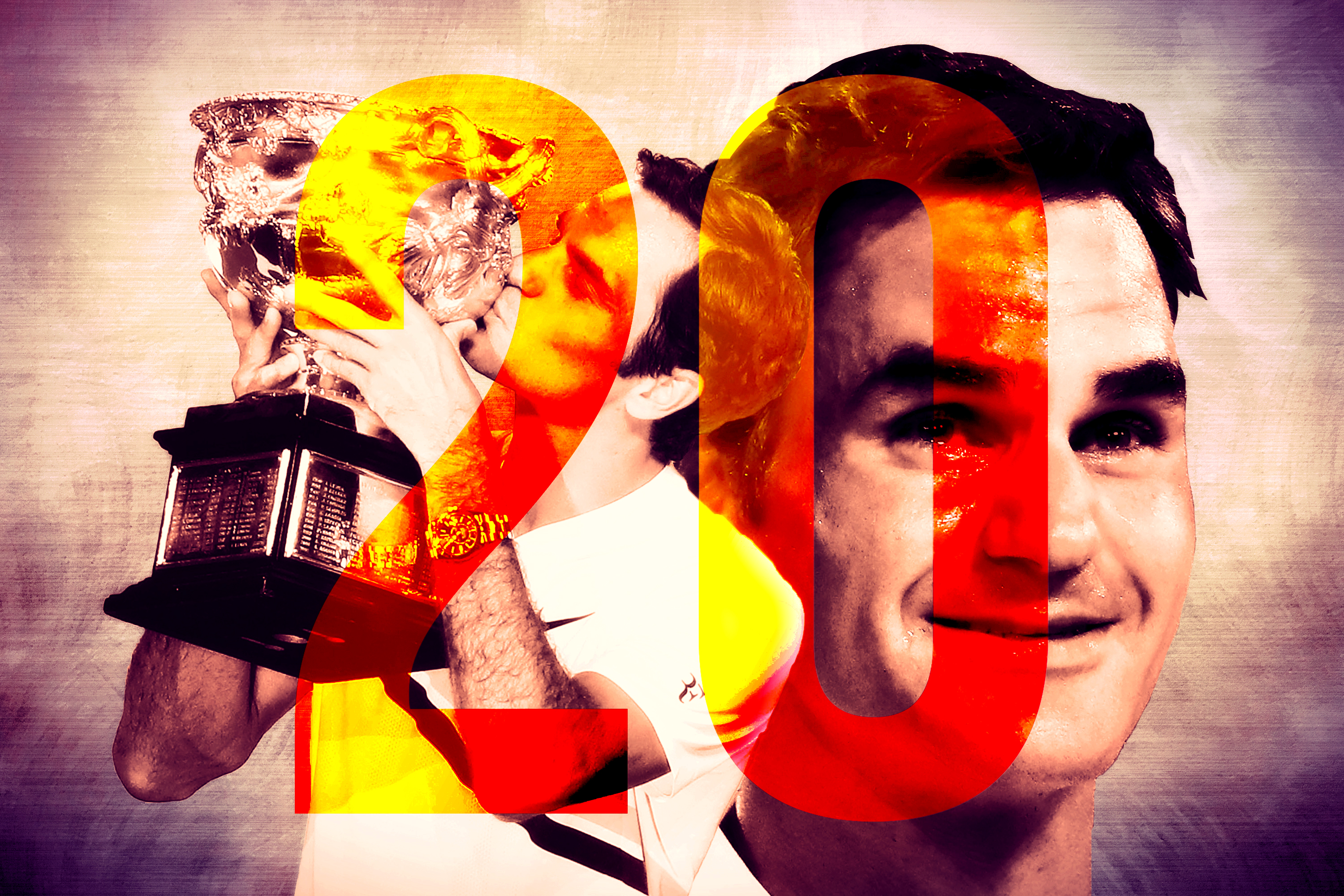 Roger Federers Grand Slam Title Count Hits 20