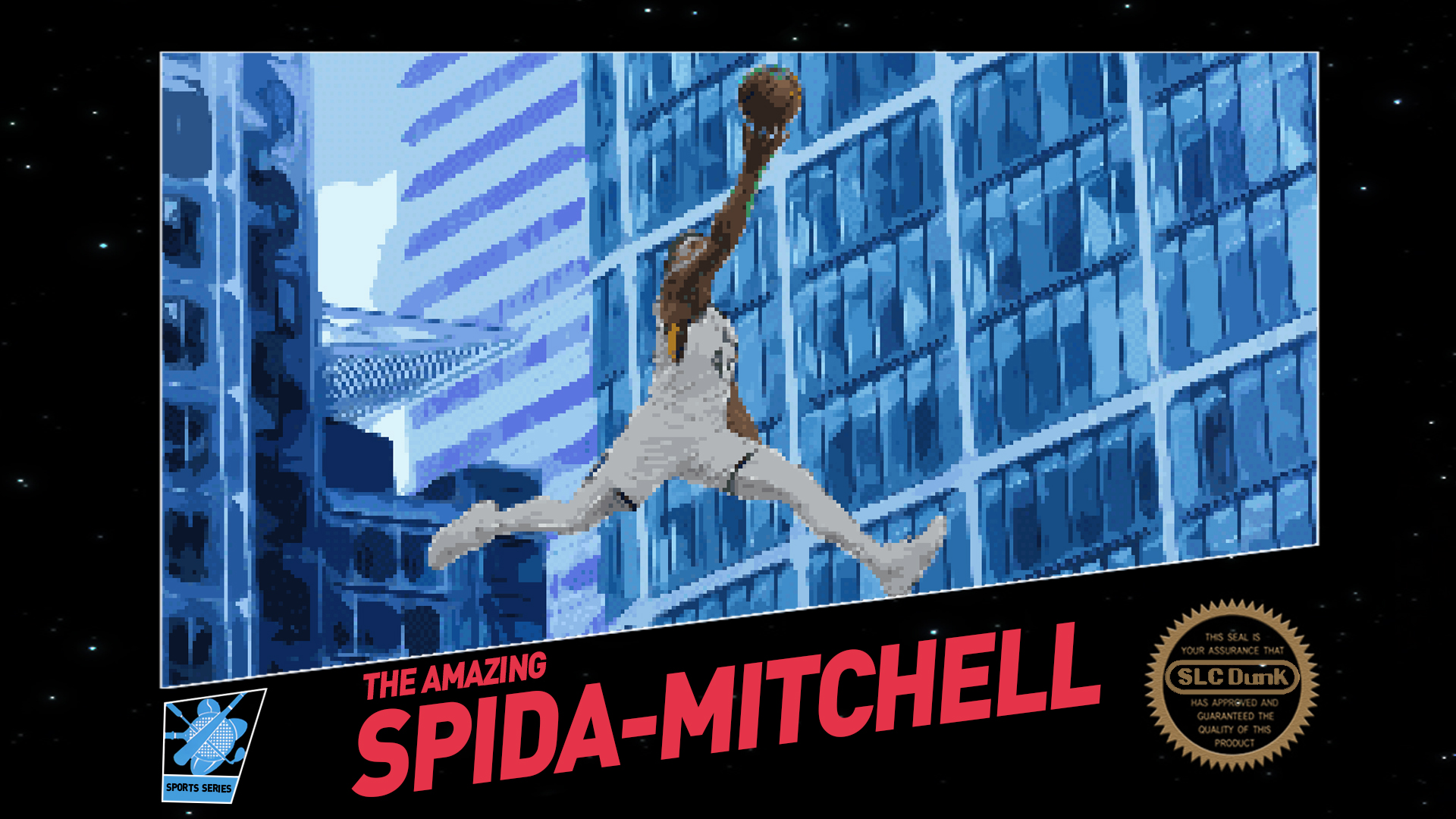 8 Bit NBA - SLC Dunk