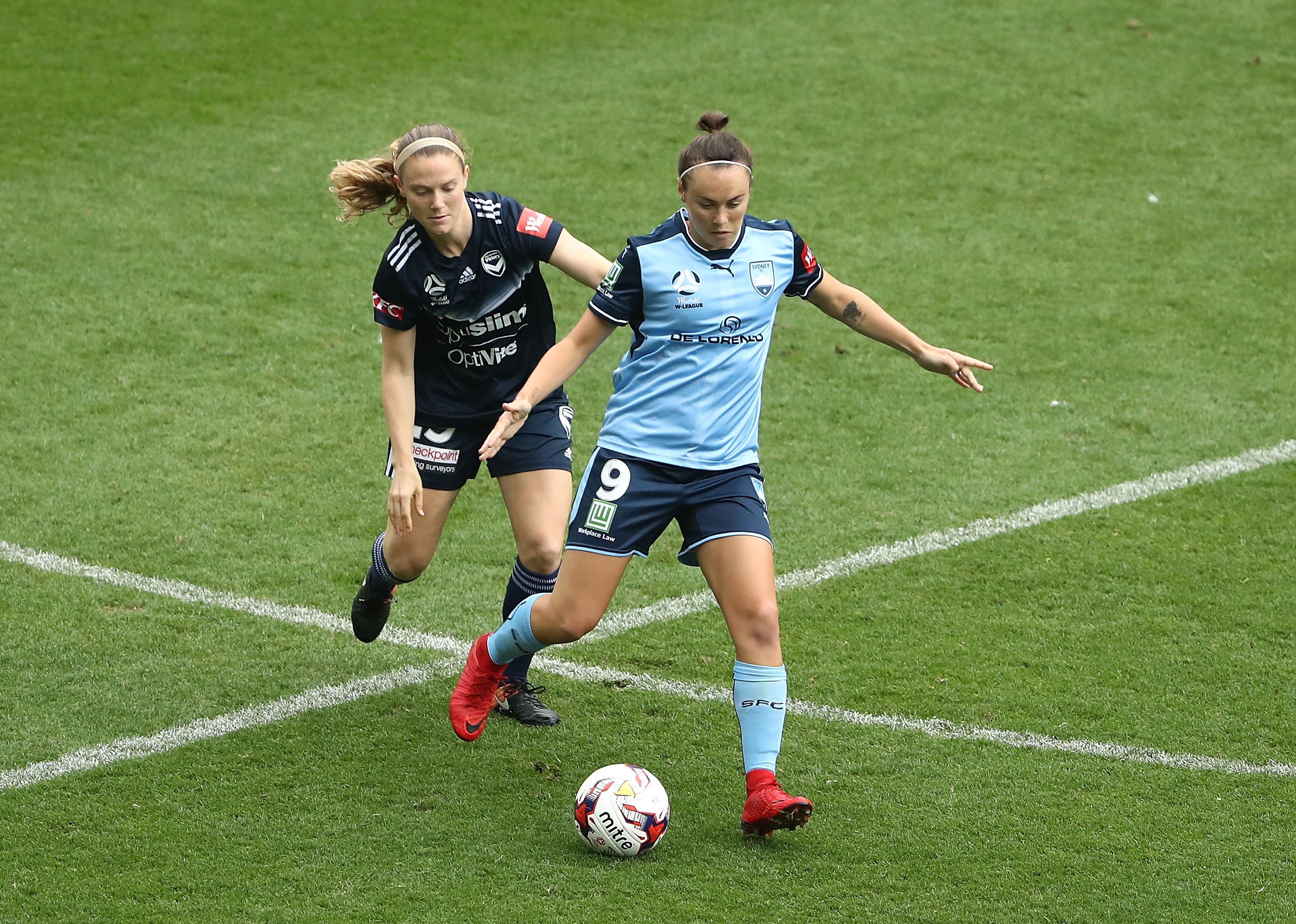 W-League Rd 13 - Melbourne v Sydney