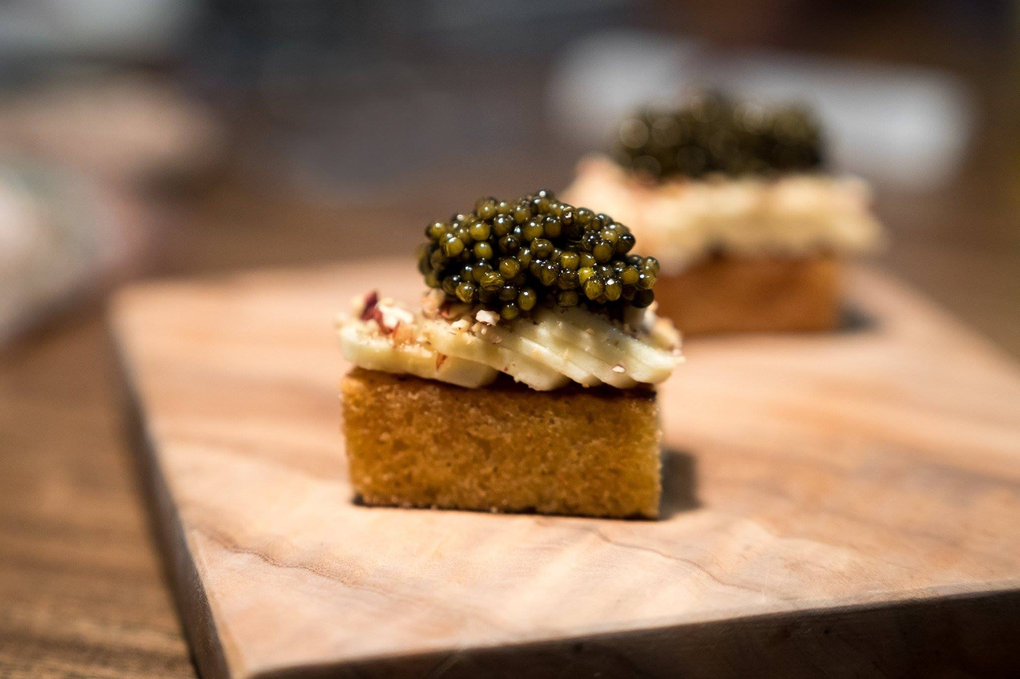Fine Dining Pop Up RTB Fillmore Will Grow Up With A New Name And Permanent  Home