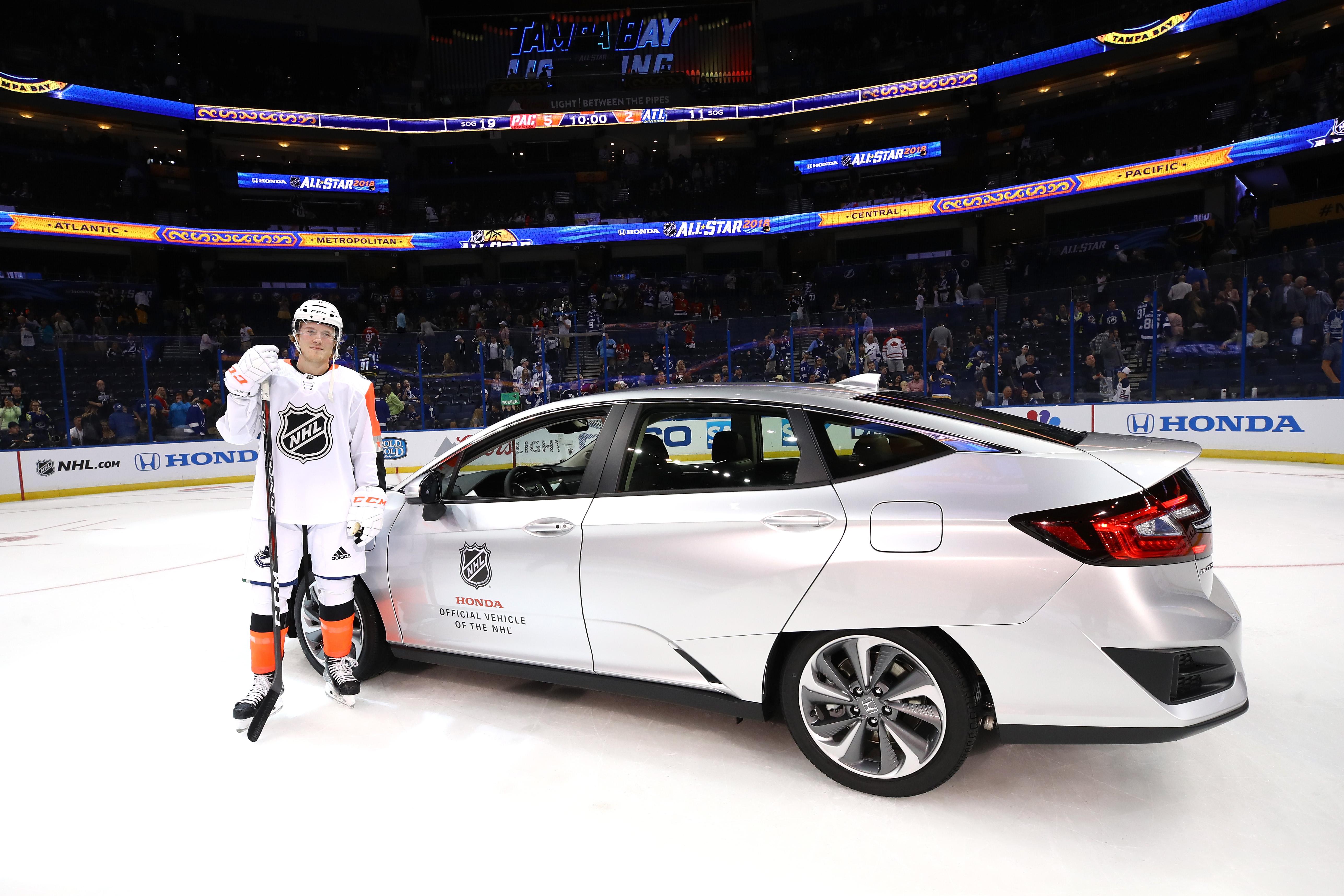 2018 Honda NHL All-Star Game - Atlantic v Pacific