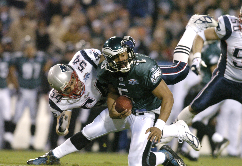 Super Bowl XXXIX - Philadelphia Eagles vs New England Patriots - February 6, 2005