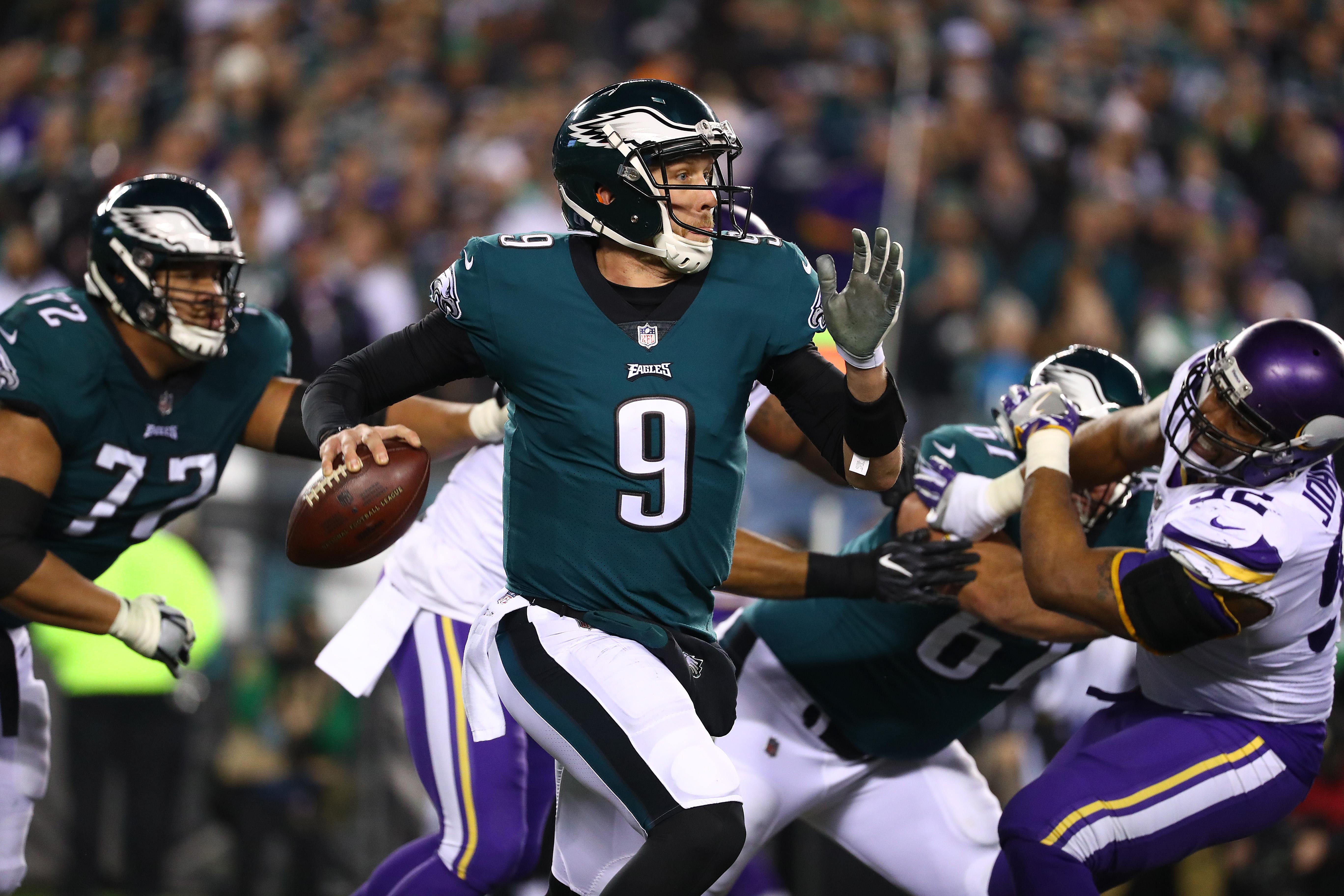 Nick Foles joined the list of backup quarterbacks who've won Super Bowls