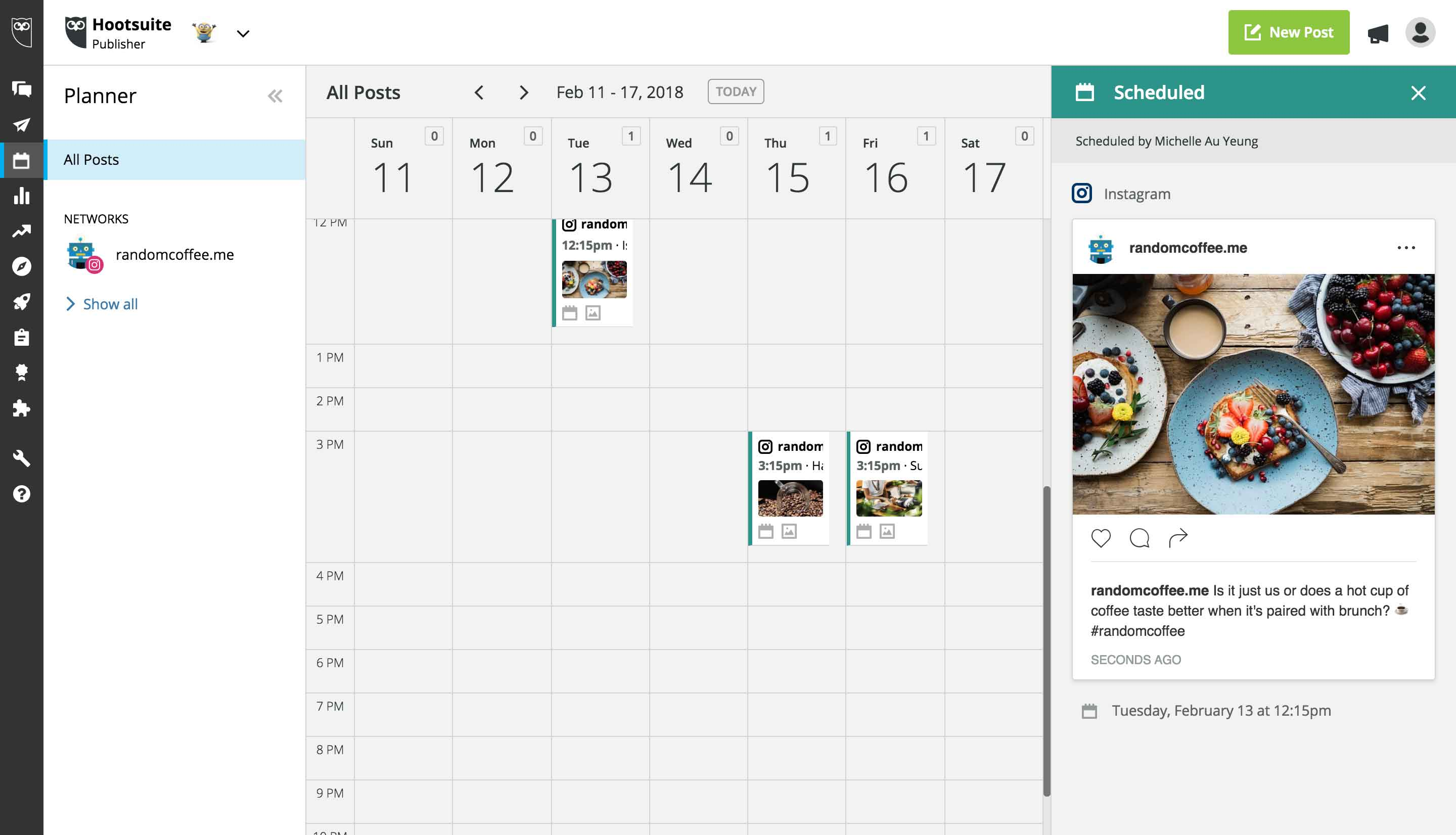 Instagram Is Finally Adding A Scheduling Feature For Business Circuit Design Suite Screenshot 13 Profiles The Verge