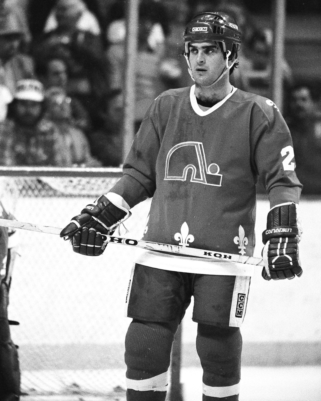 Quebec Nordiques v  Boston Bruins