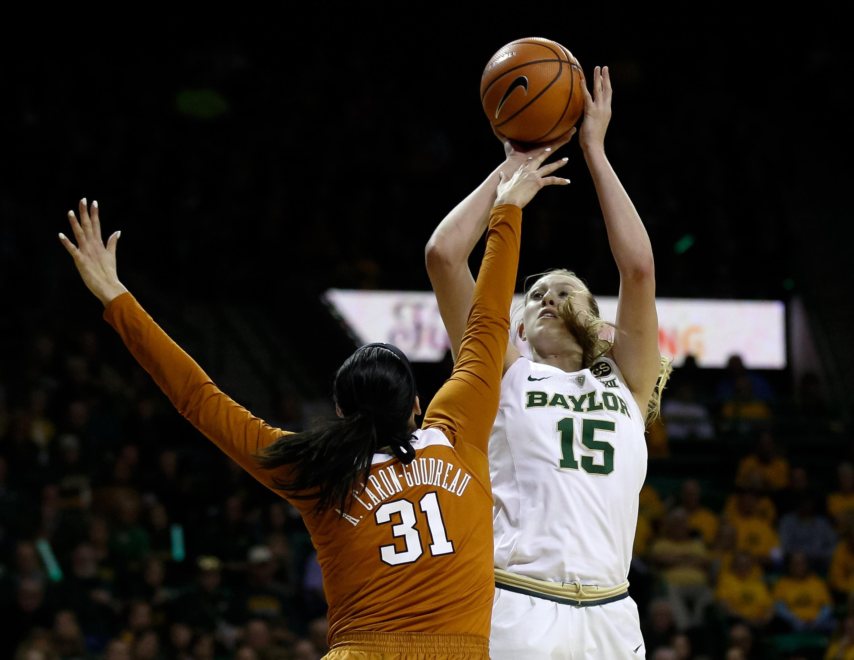 NCAA Womens Basketball: Texas at Baylor
