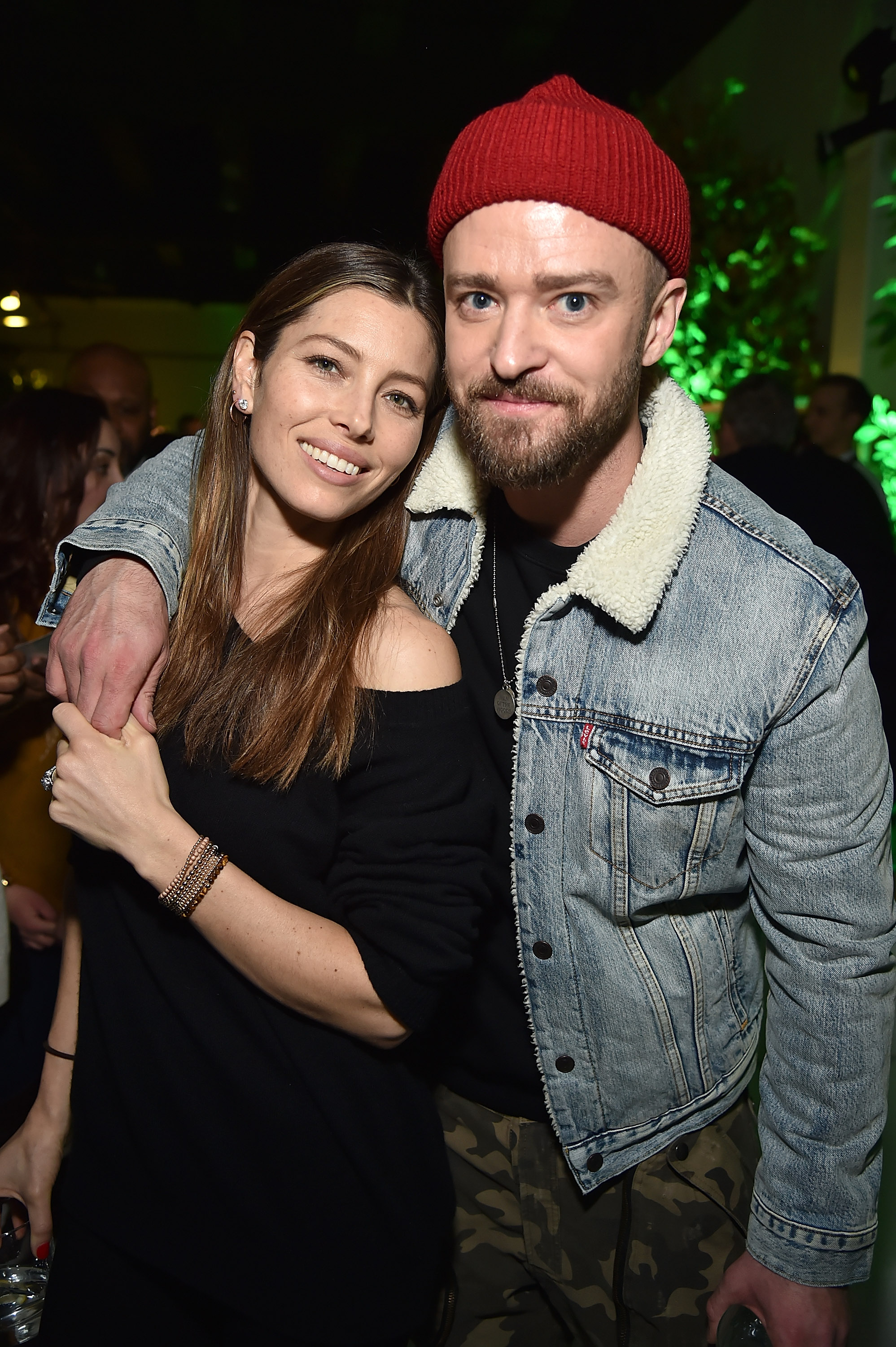 American Express x Justin Timberlake 'Man Of The Woods' Listening Session at Clarkson Square