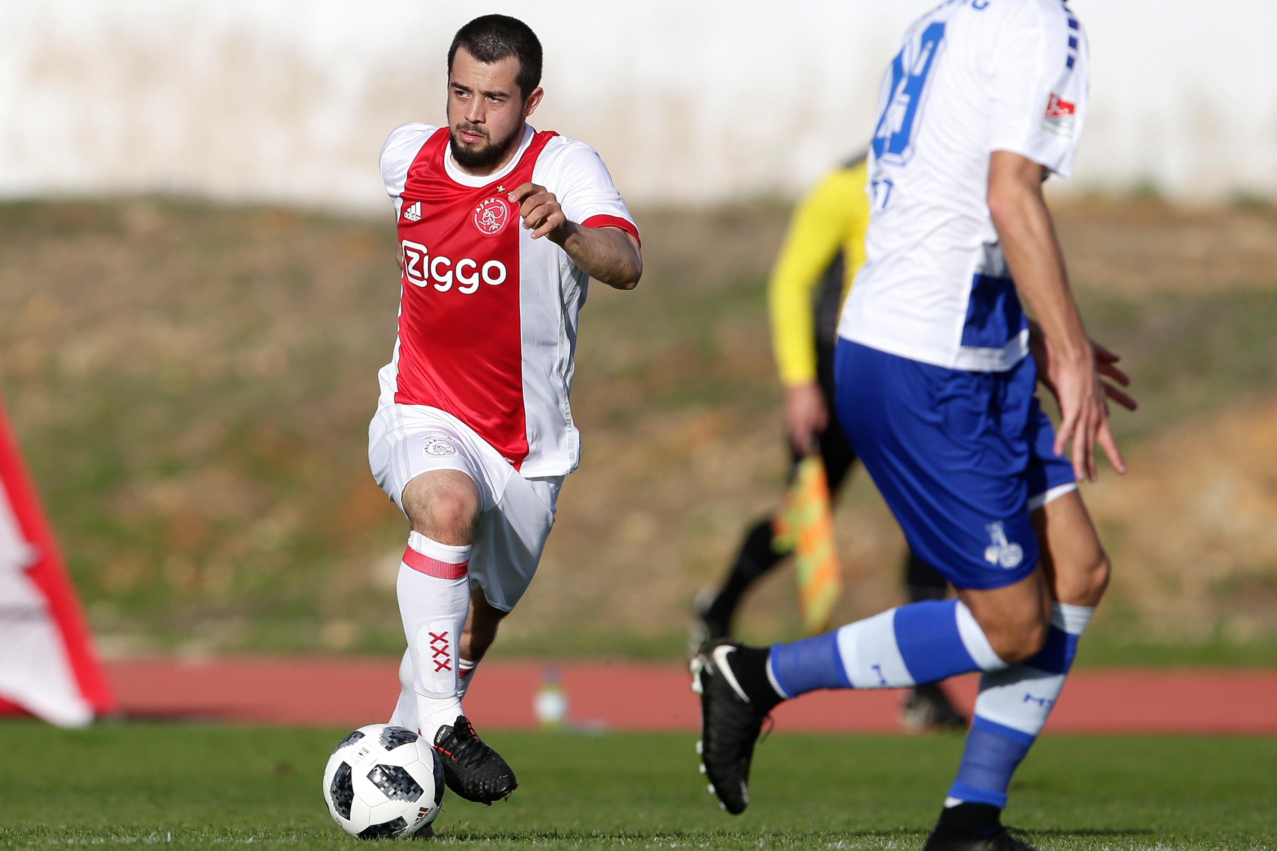 Ajax v MSV Duisburg