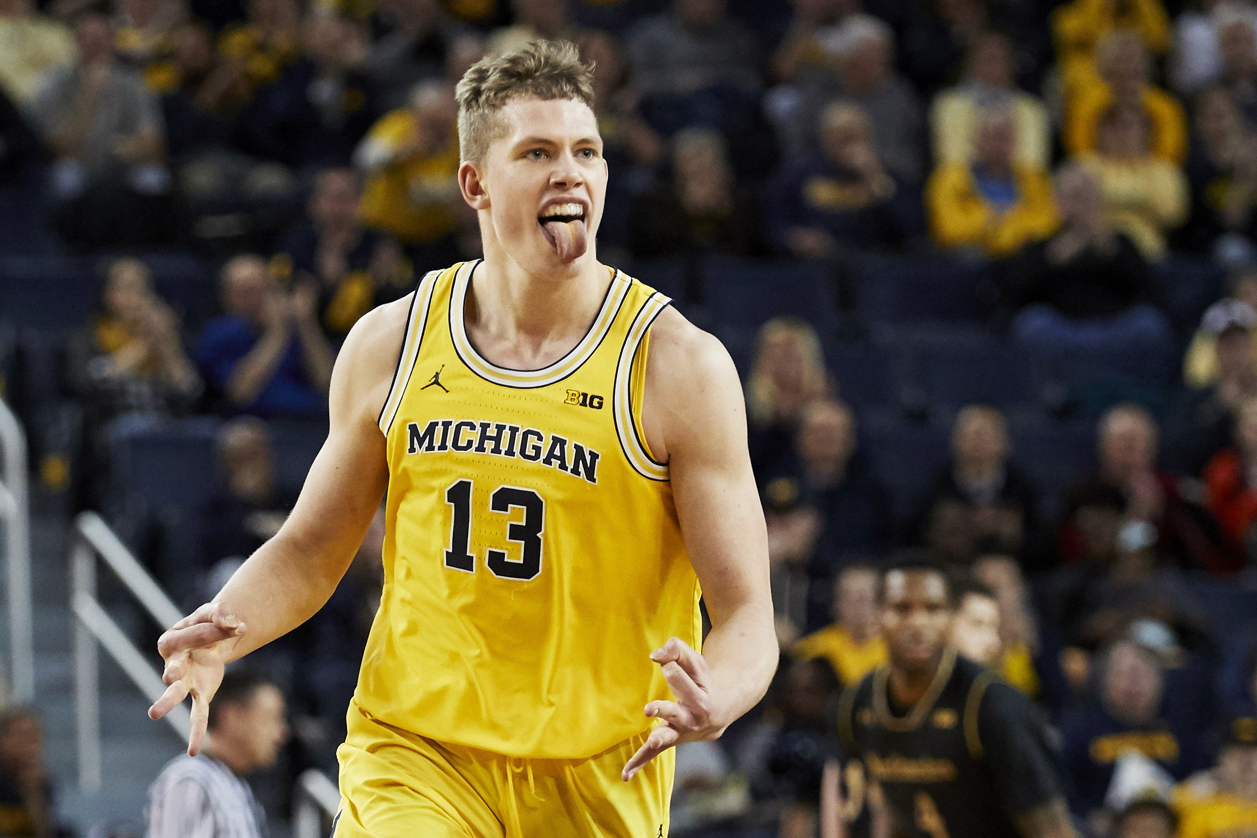 Michigan Basketball Maize n BrewMichigan Basketball