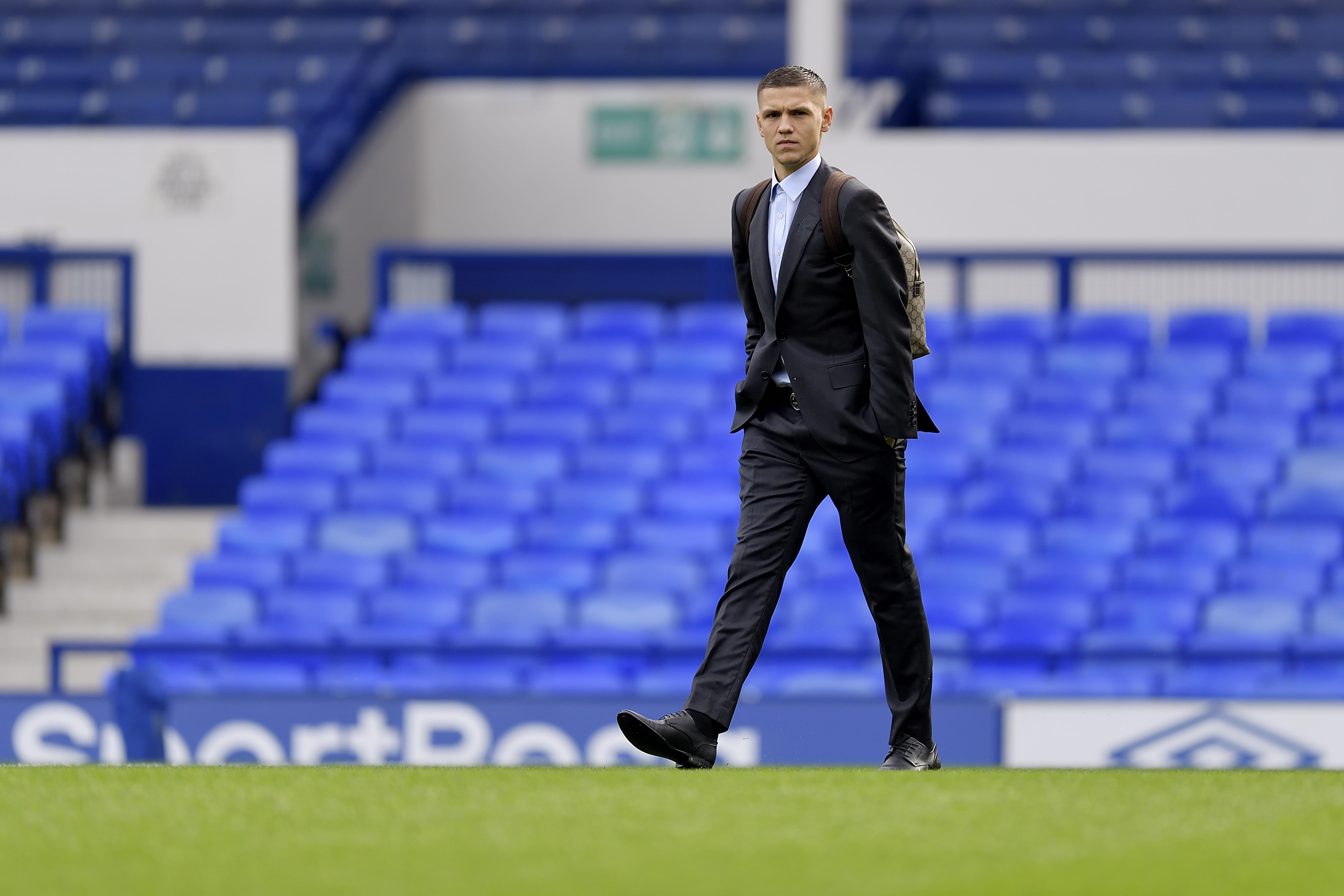 Everton v Burnley- Premier League