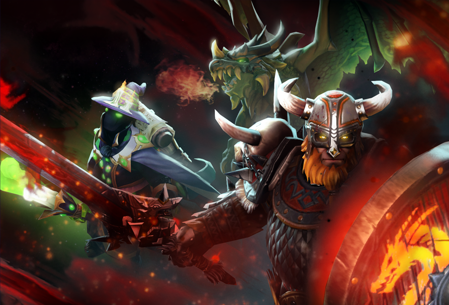 dota 2 client gets quality of life revamp in patch 7 08 the