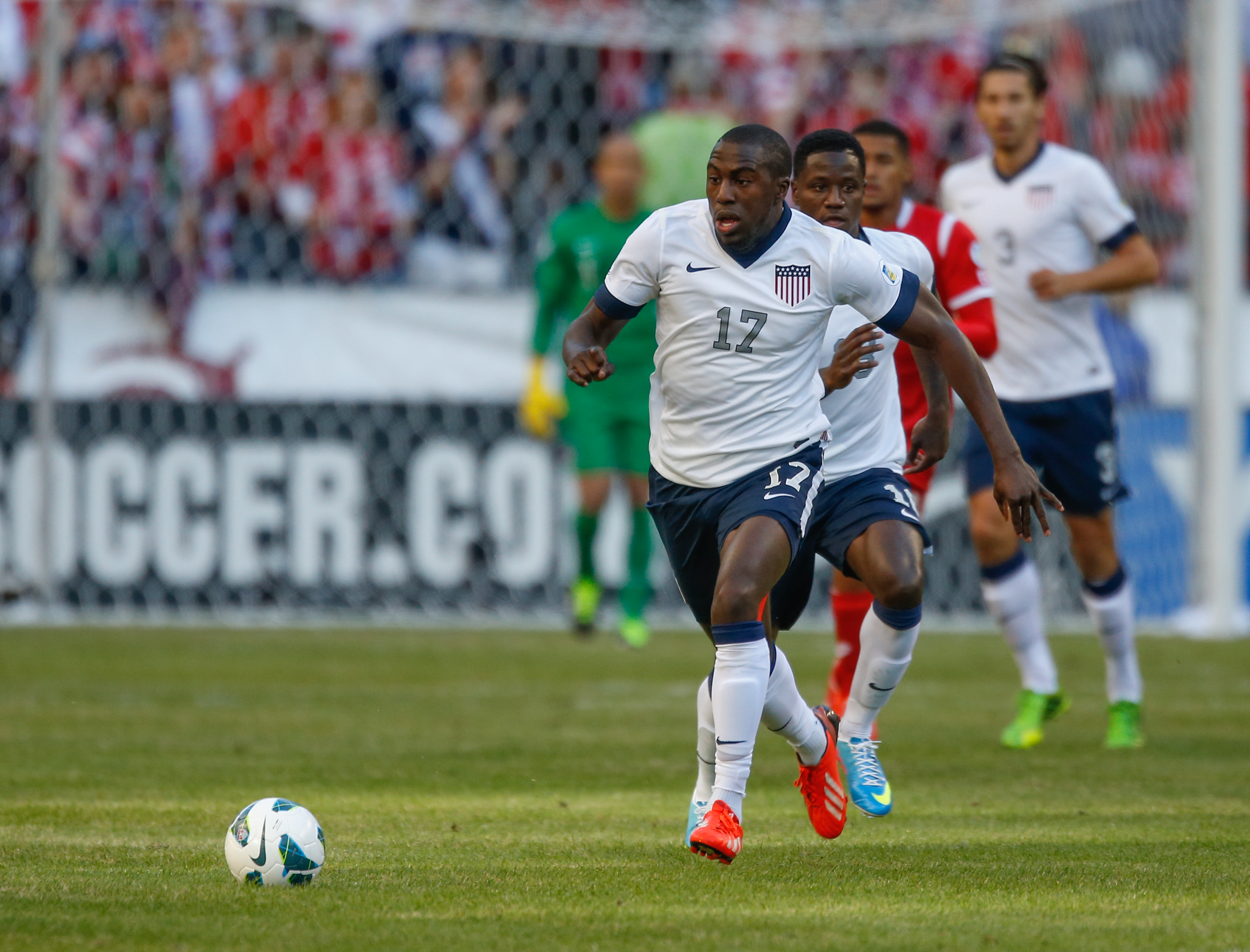 Panama v United States - FIFA 2014 World Cup Qualifier