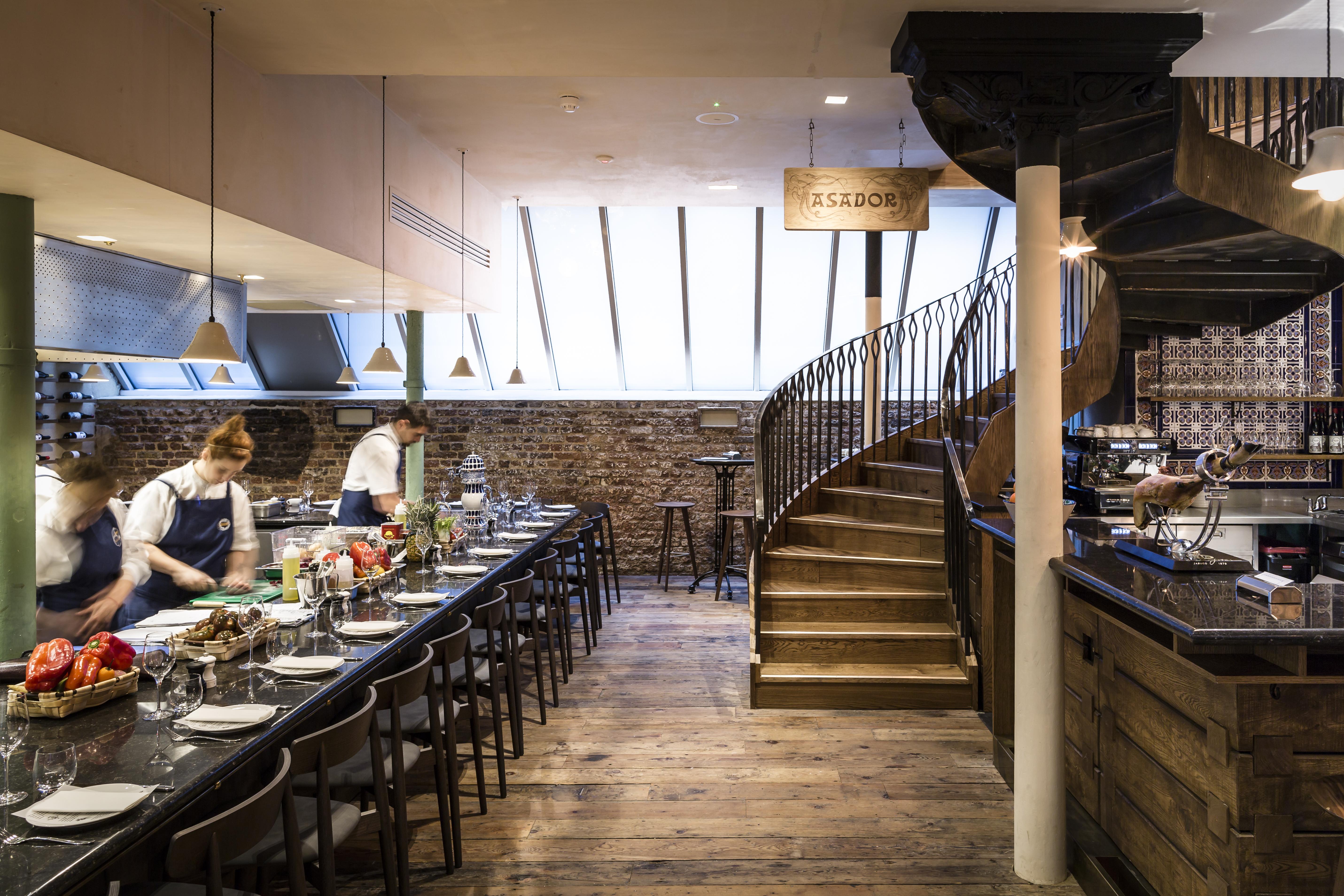 London's best new restaurants in 2018: Sabor in Heddon Street