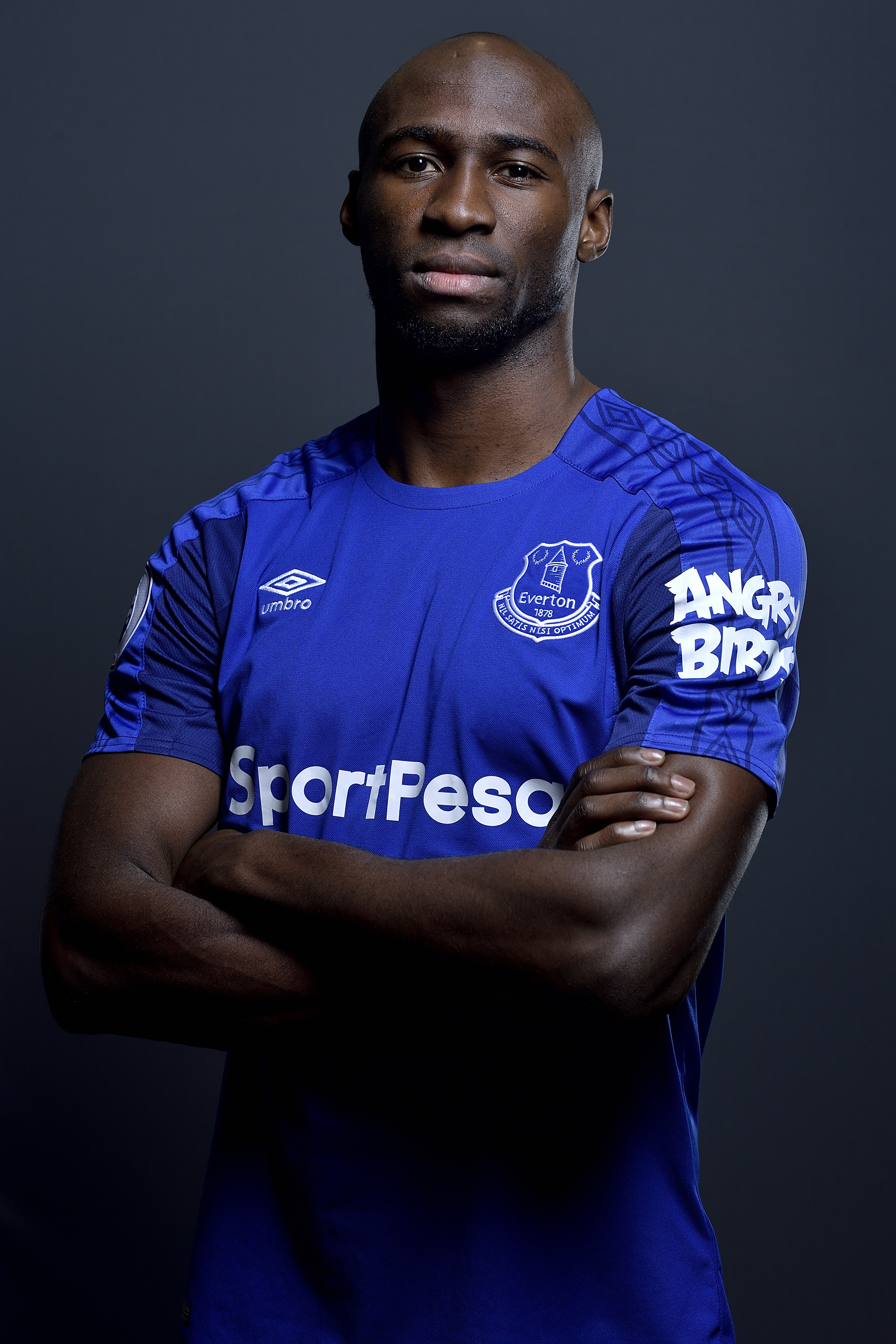 Everton Unveil New Loan Signing Eliaquim Mangala