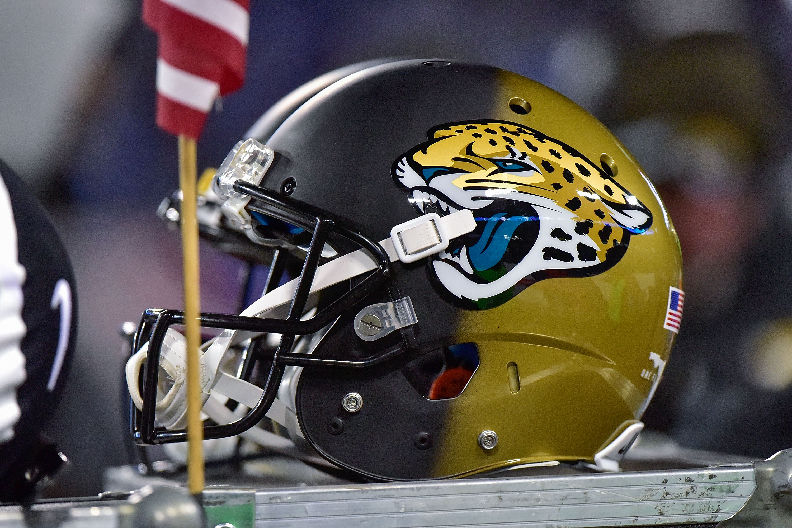 Are the Jaguars getting rid of the two-toned helmets  4c09ee6b6